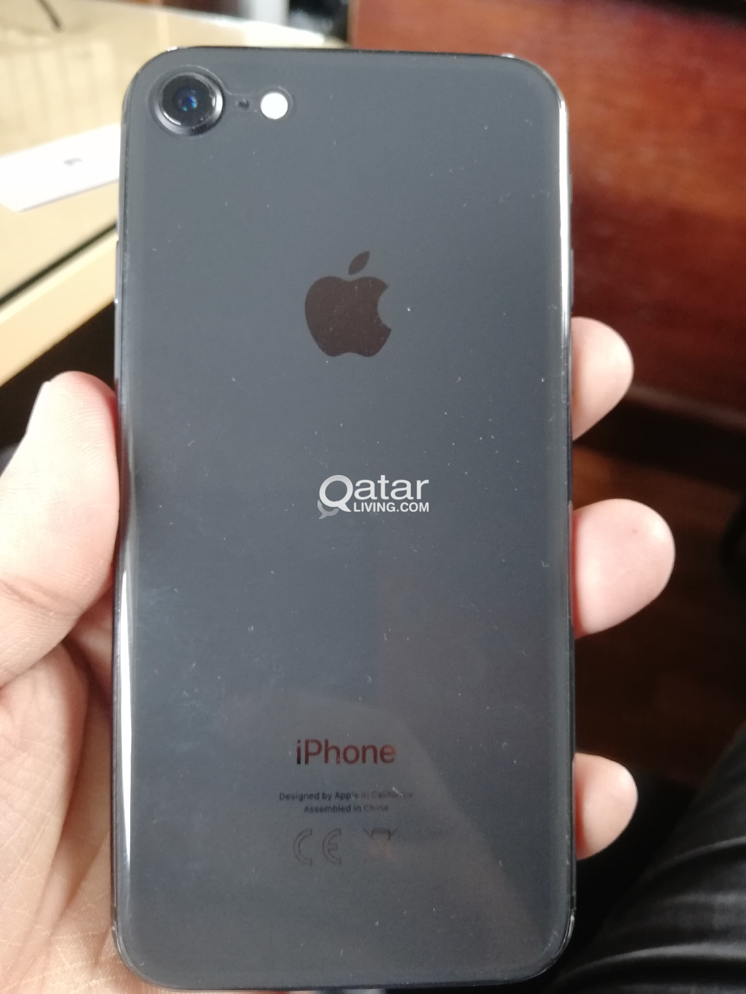 iPhone 8 64GB Space gray(black) 5 months warranty