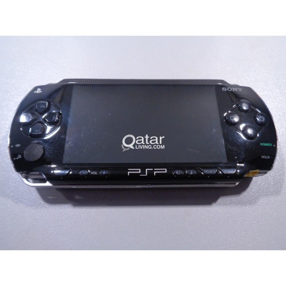 PSP + 64GB full of retro games | Qatar Living