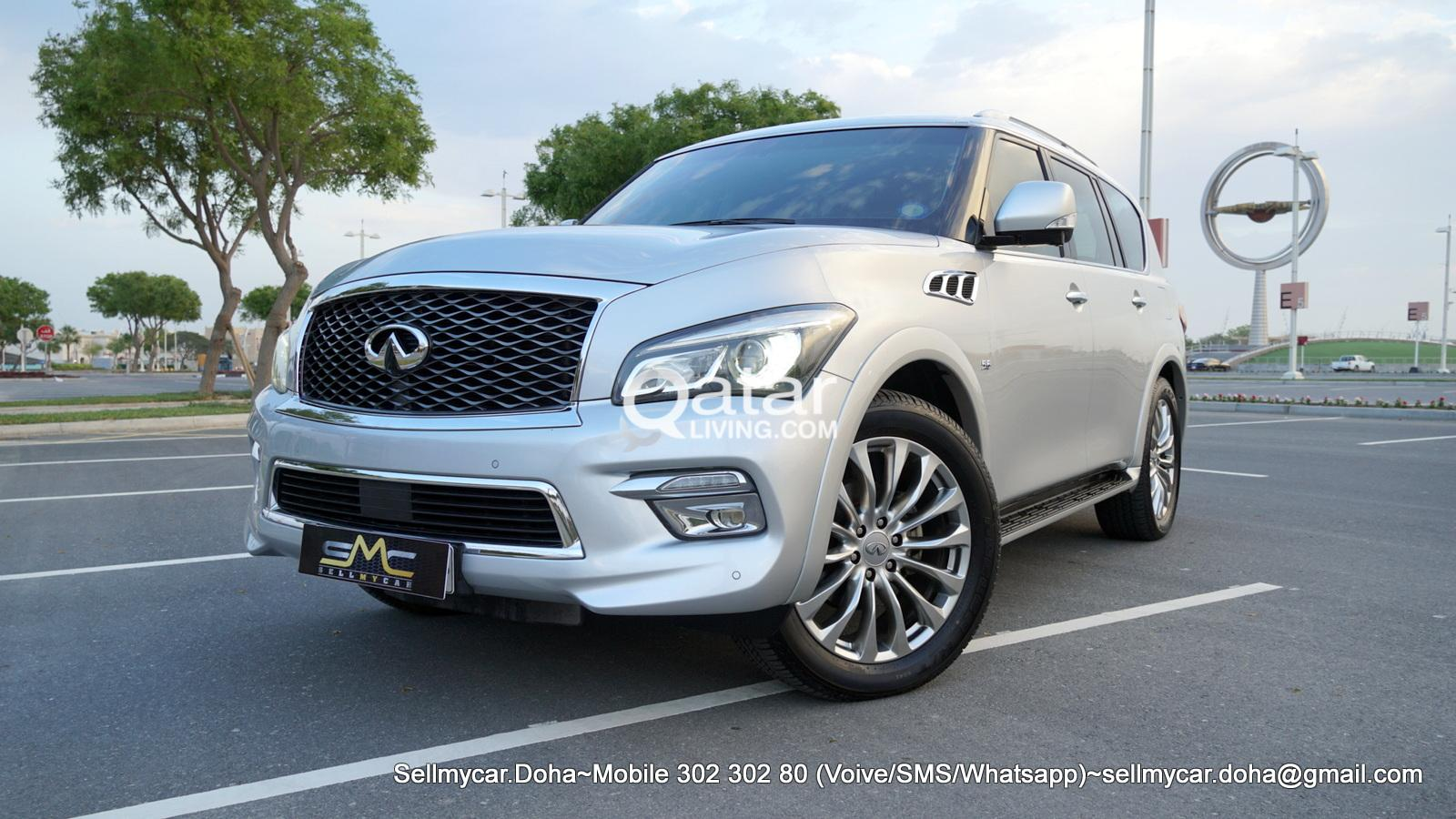 2015 Infiniti QX 80  (More Photos Available Upon Request)