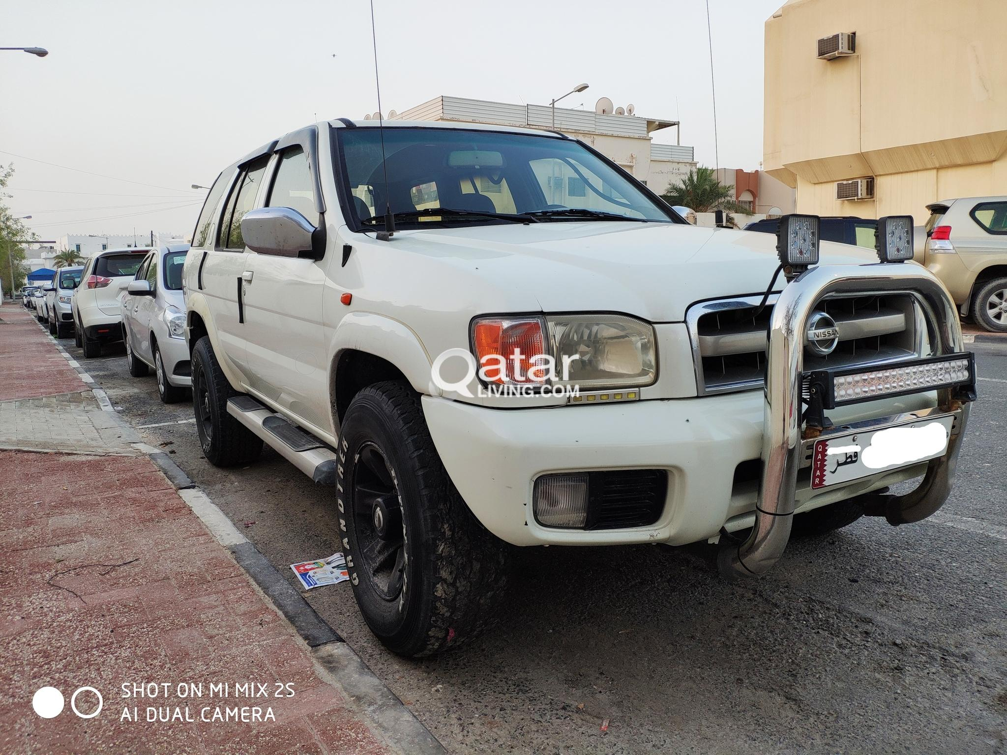 Nissan Pathfinder 2005 modified, Well maintained