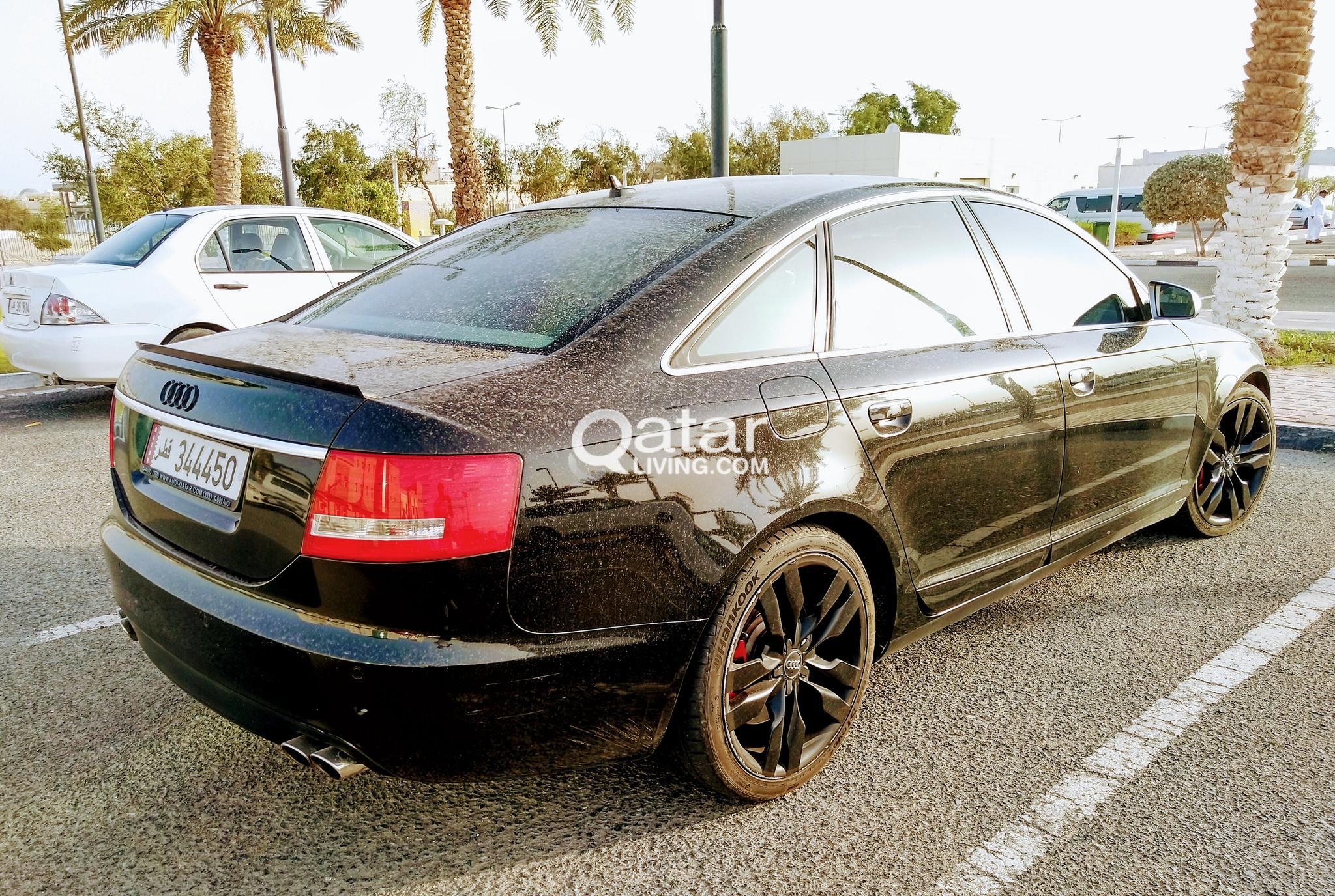 Powerful Audi S6 2007