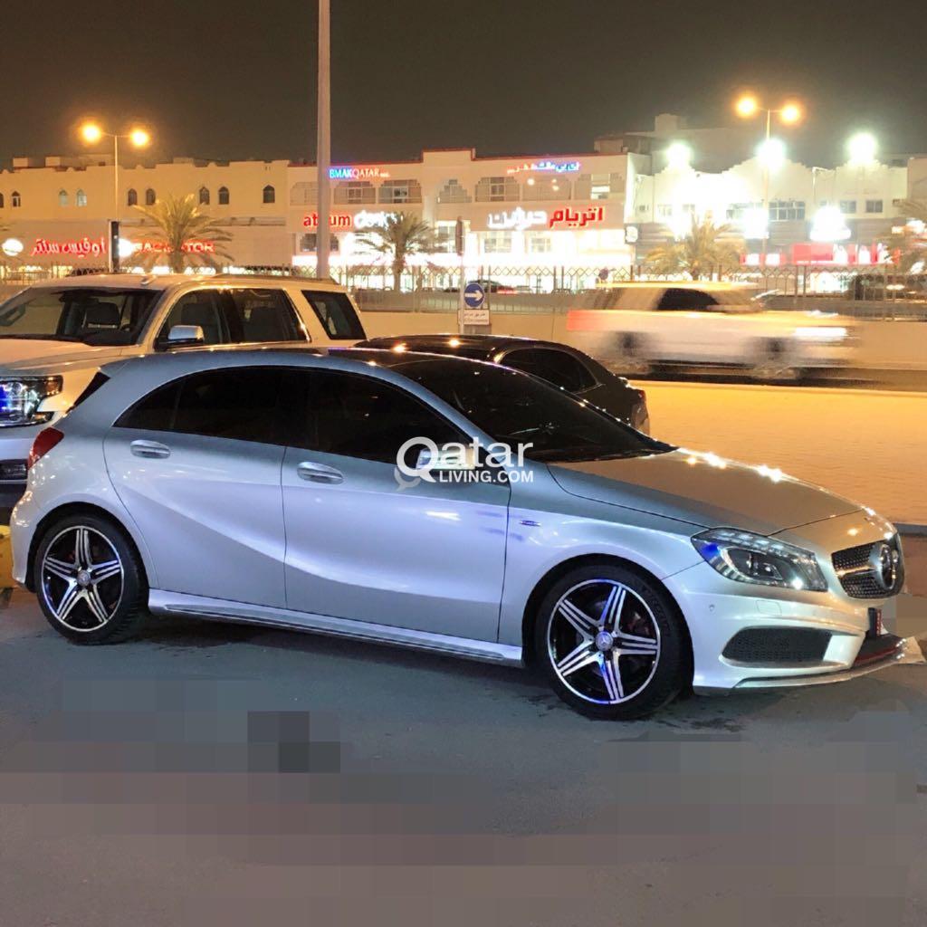 2015 Mercedes A250 AMG
