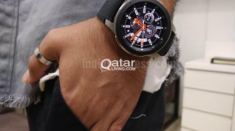 Samsung Galaxy Watch 46mm Qatar Living