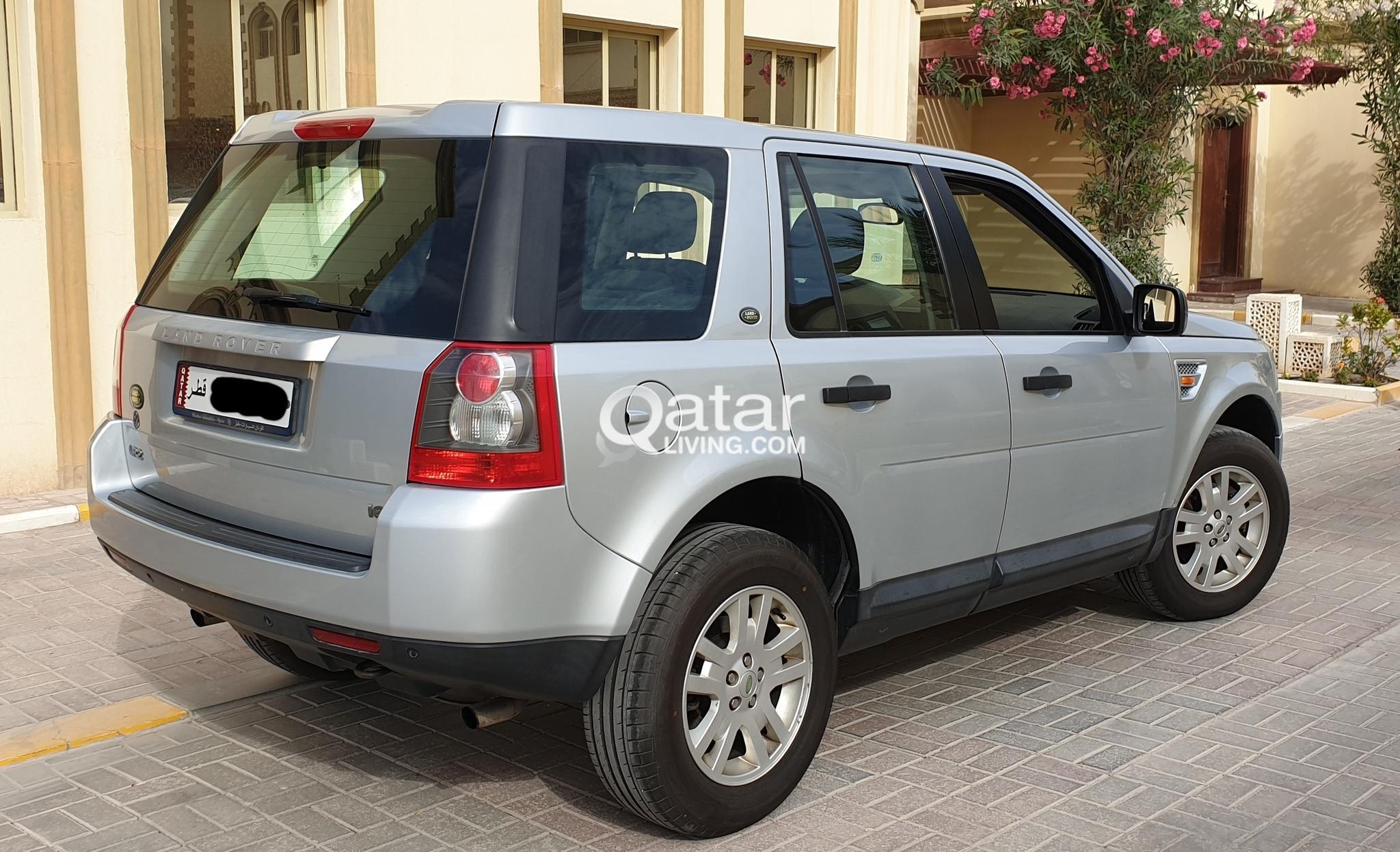2007 Land Rover LR2 (Freelander 2) - SOLD