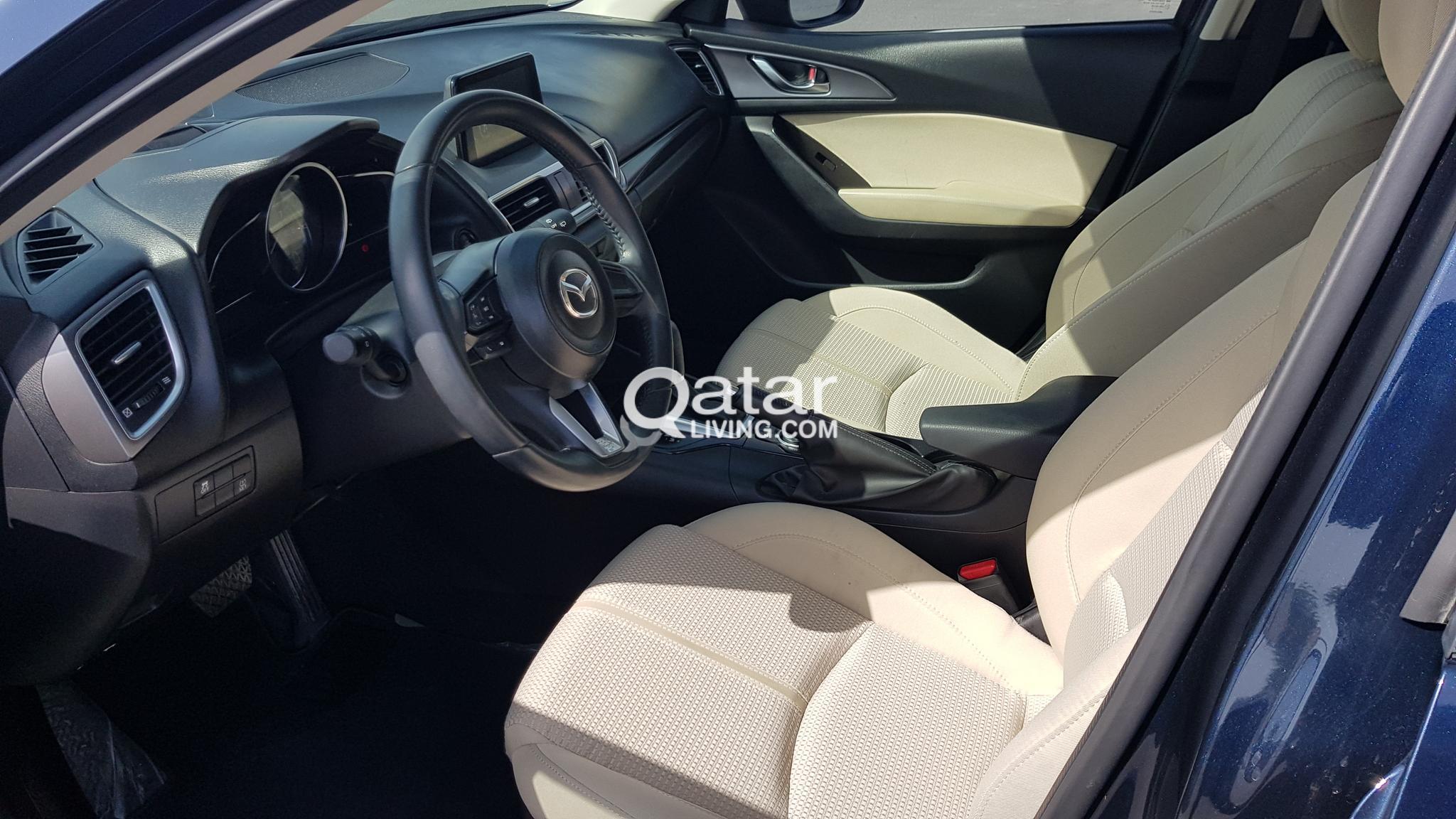 Mazda 3 Hatchback 1.6L 2017