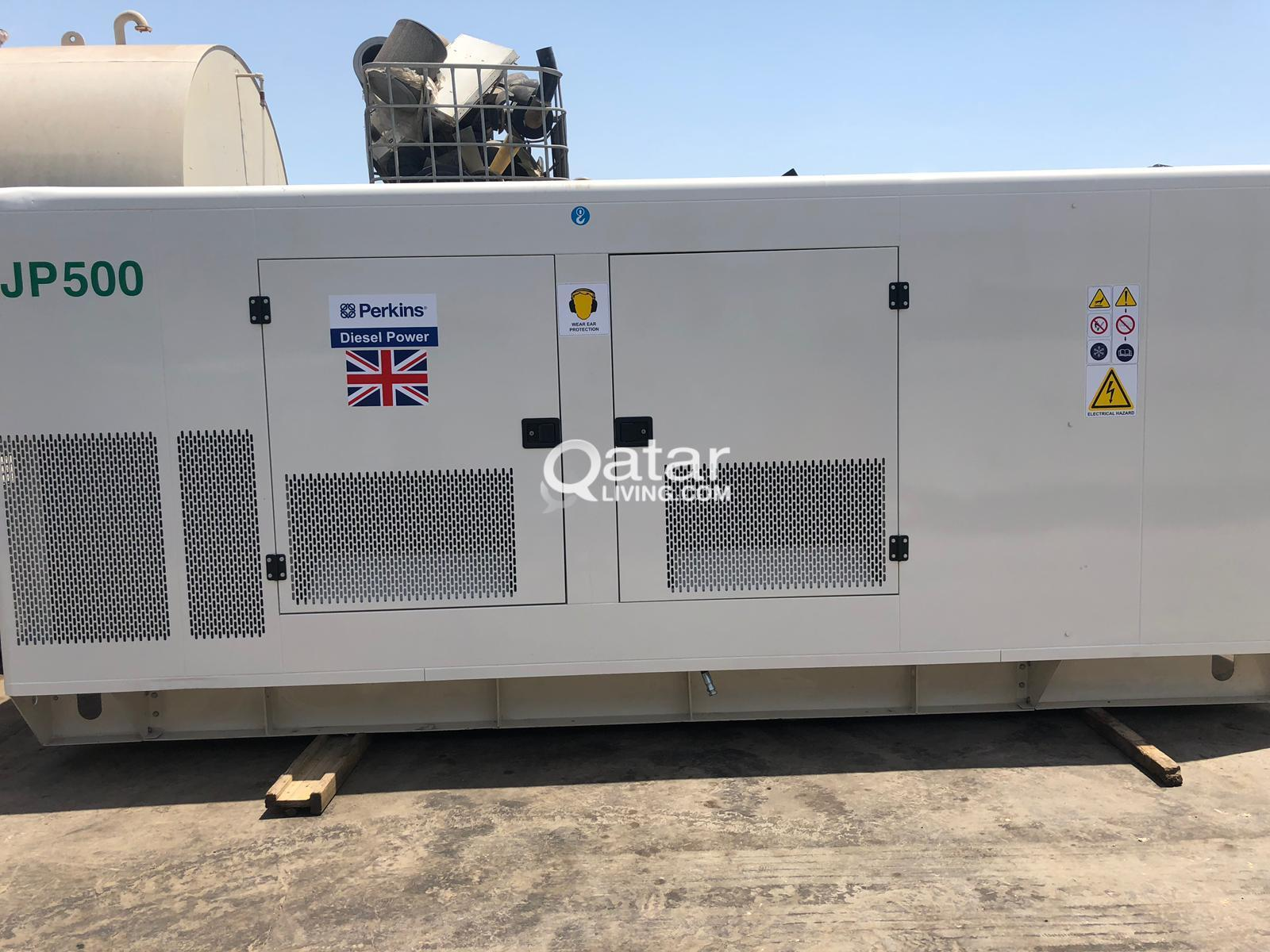 500 KVA BRAND NEW FOR RENTAL FOR PROJECTS/FACTORY