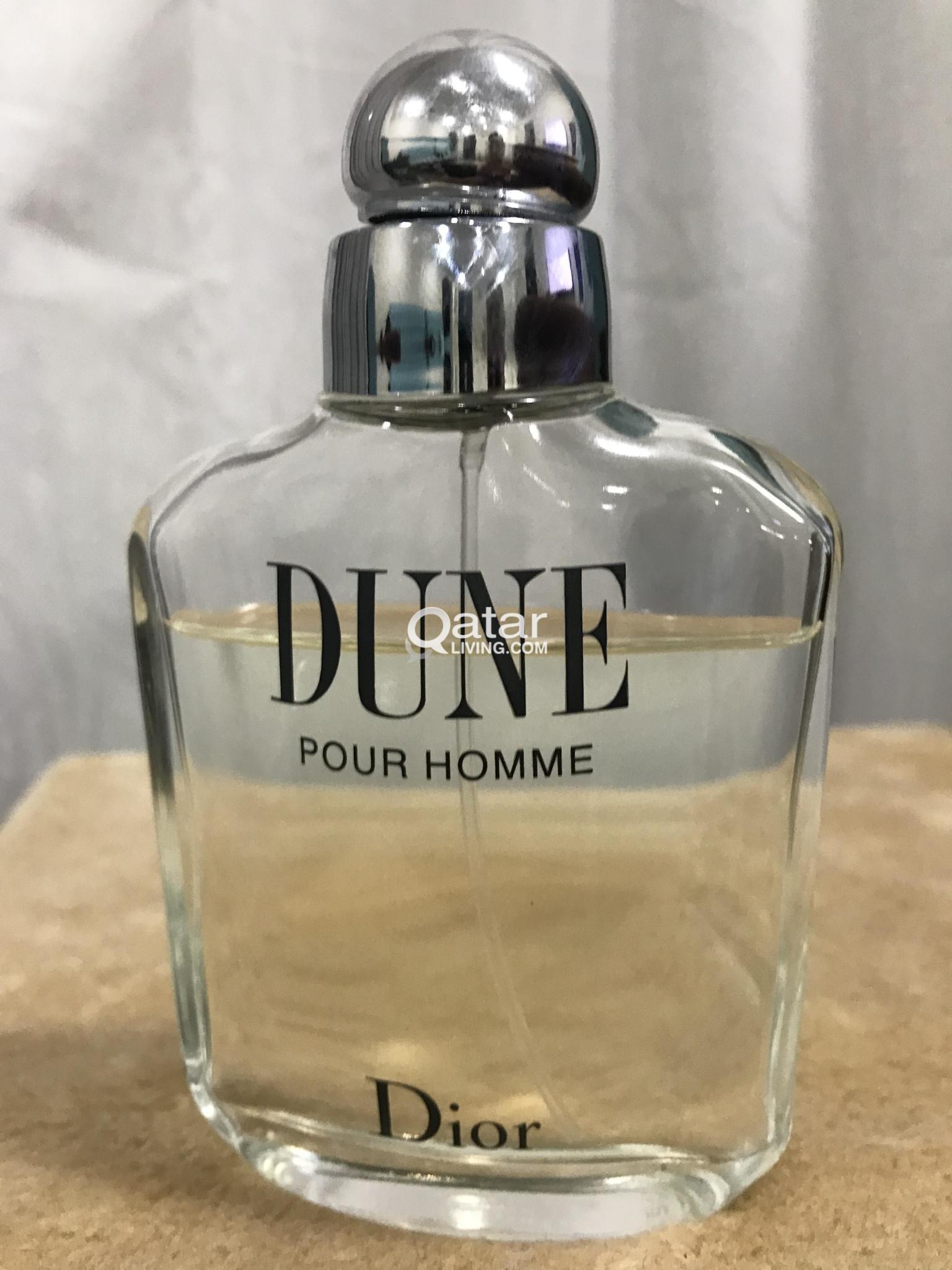 Dune Dior perfume for men 100 Ml  | Qatar Living