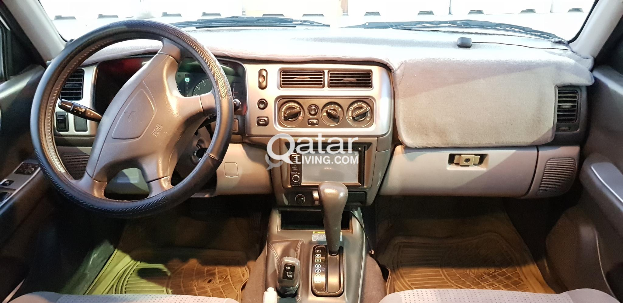 Mitsubishi Nativa 2008 SUV 4X4