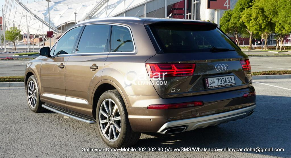 2017 Audi Q7 45 TFSi (Full Options) Many More Photos Available