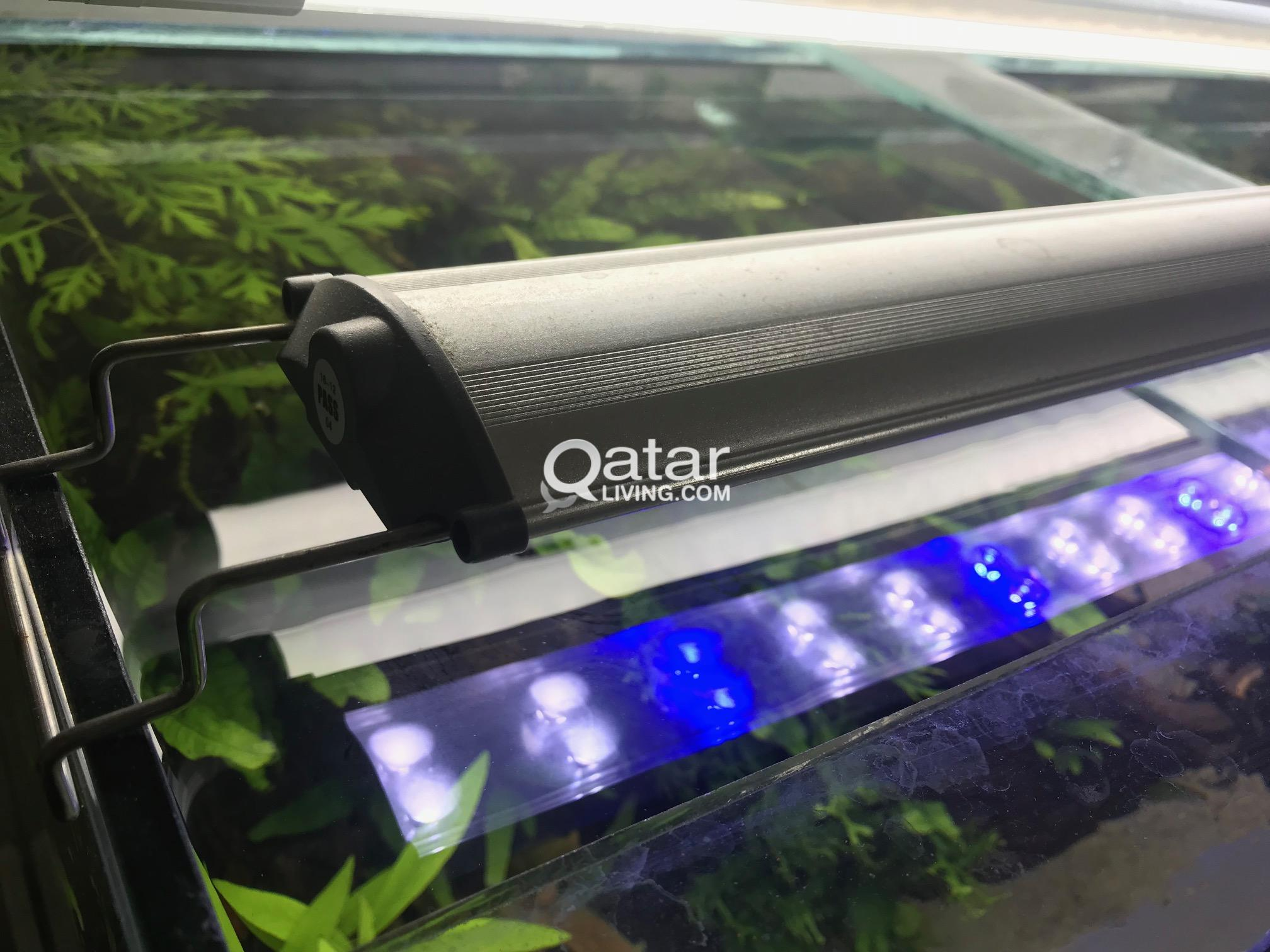 Aquarium LED Light_ 120 cm Long