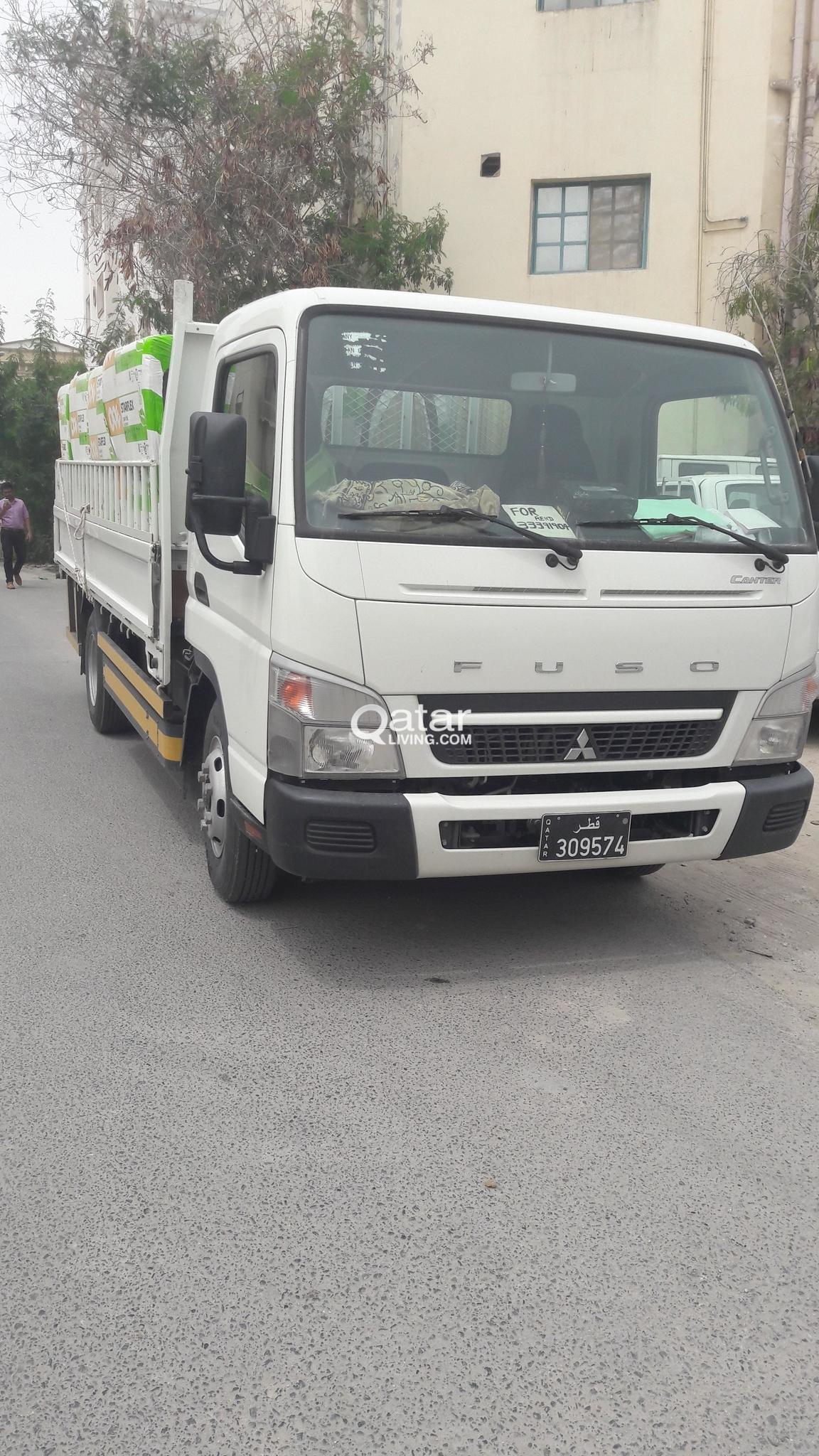 Mitsubishi Fuso Canter 2017
