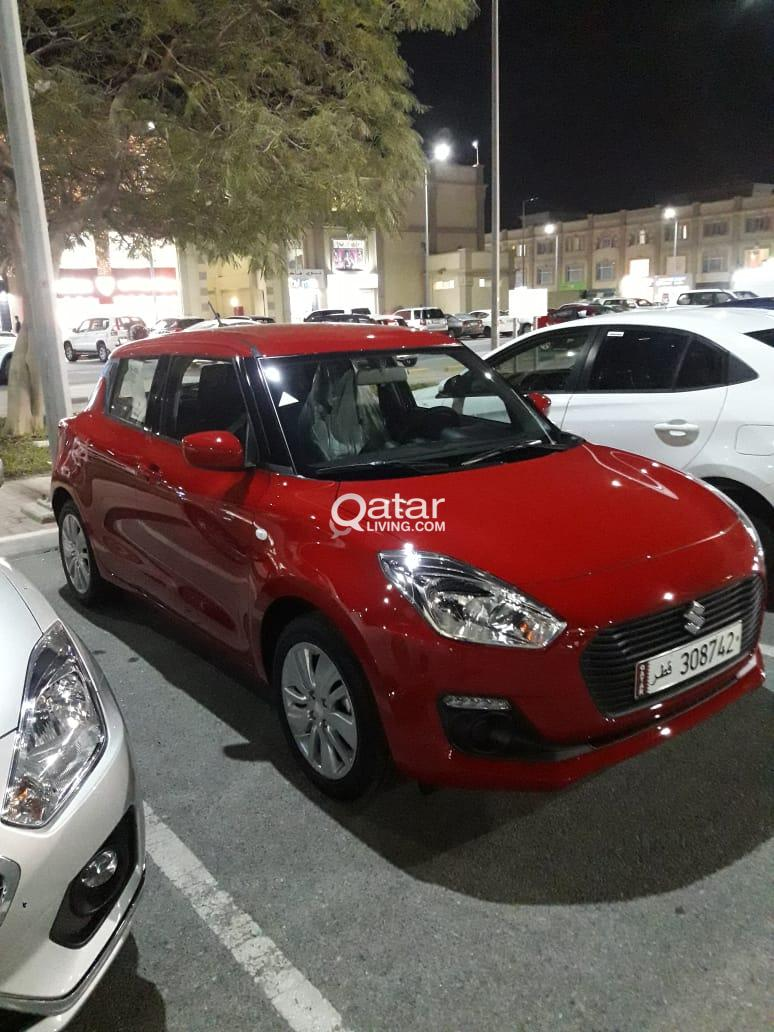 SUZUKI SWIFT 2019 MODEL BRAND NEW AVAILABLE FOR RENT. CALL-50399151/44182020