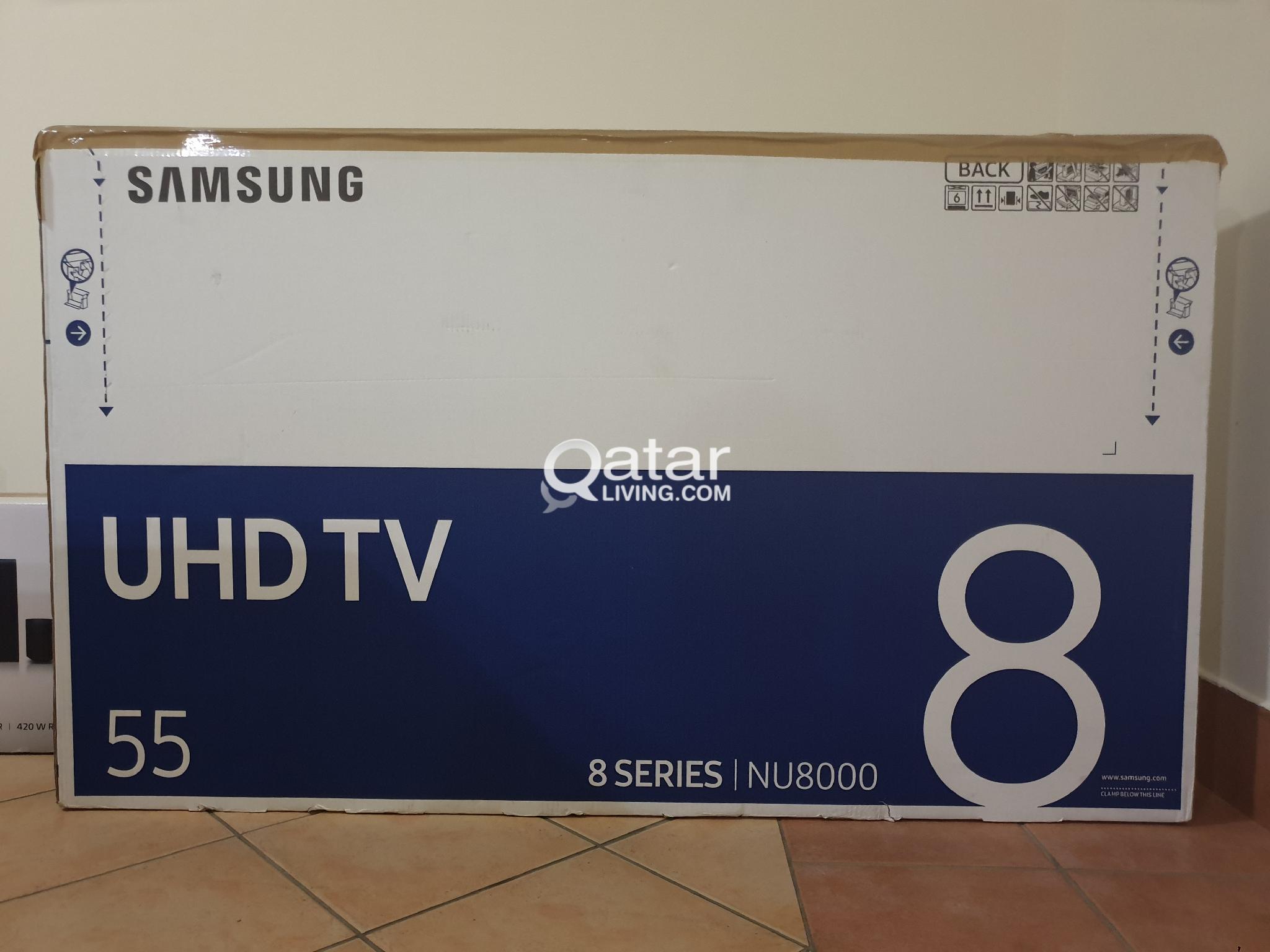 Samsung NU8000 55
