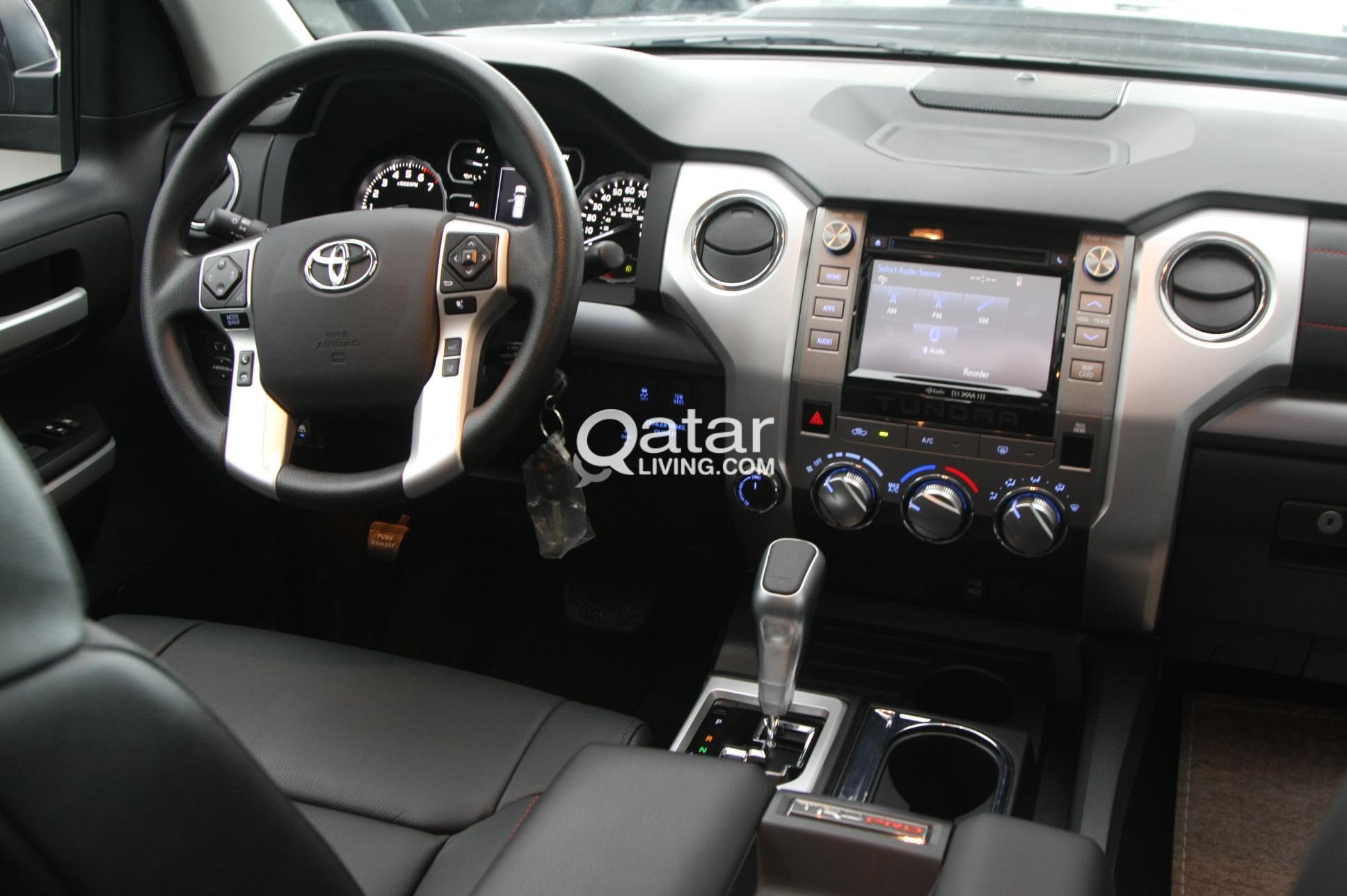 Toyota  Tundra 2019 - Tundra Black