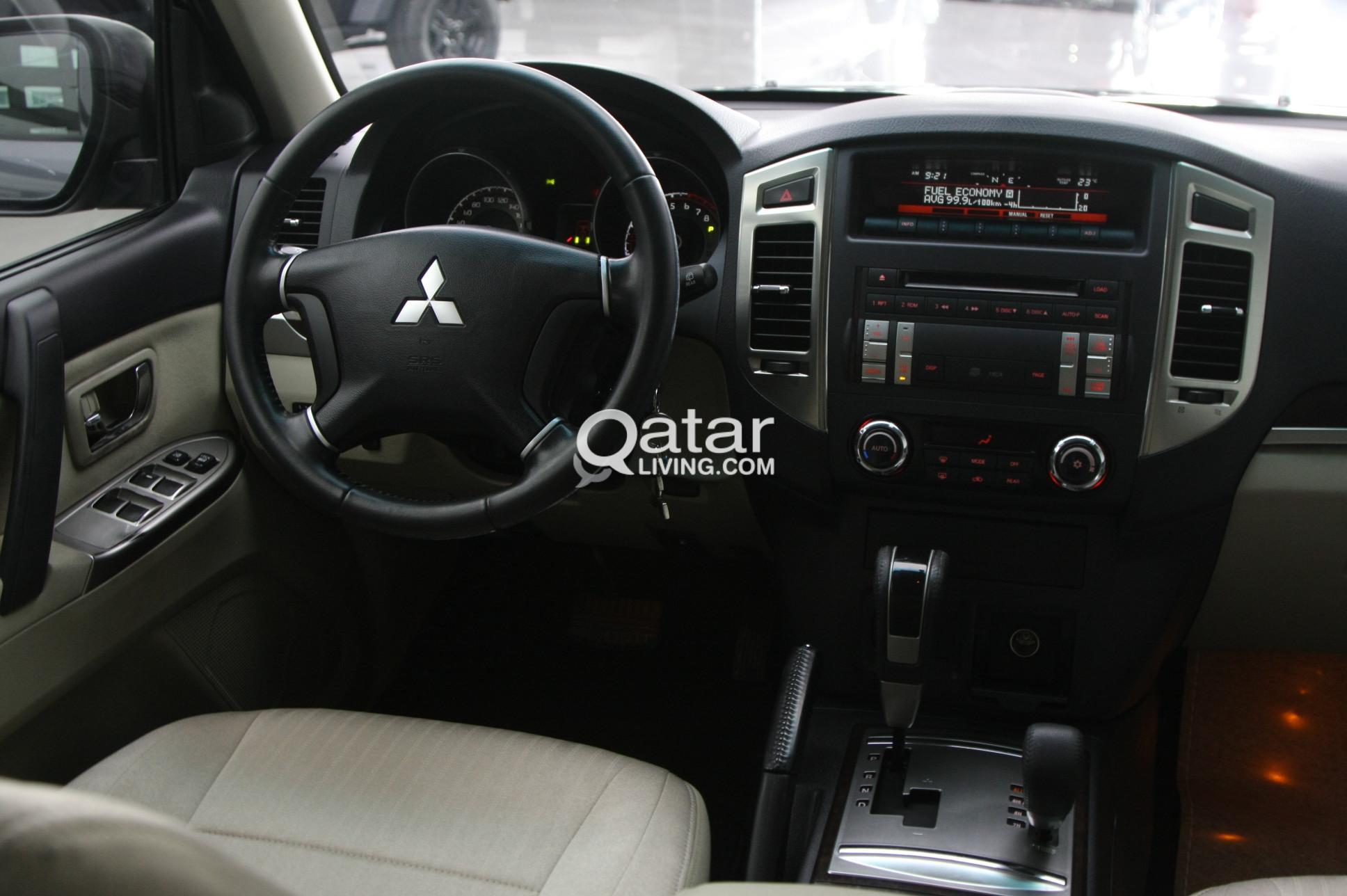 Mitsubishi  Pajero GLS 2015 Grey