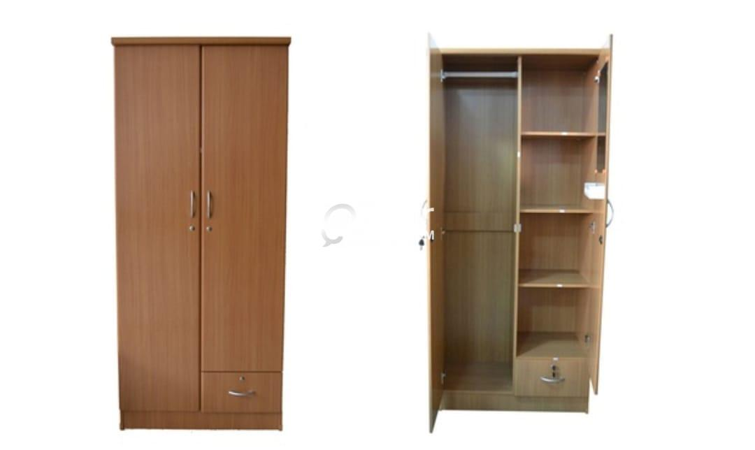 New bed,mattress,cupboard for sale.please call:50098452