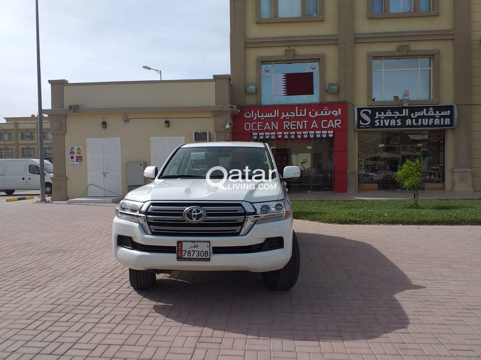 TOYOTA LAND CRUISER 2019 MODEL AVAILABLE. RENT CALL-50399151/44182020 FOR WEEK ONLY 3500