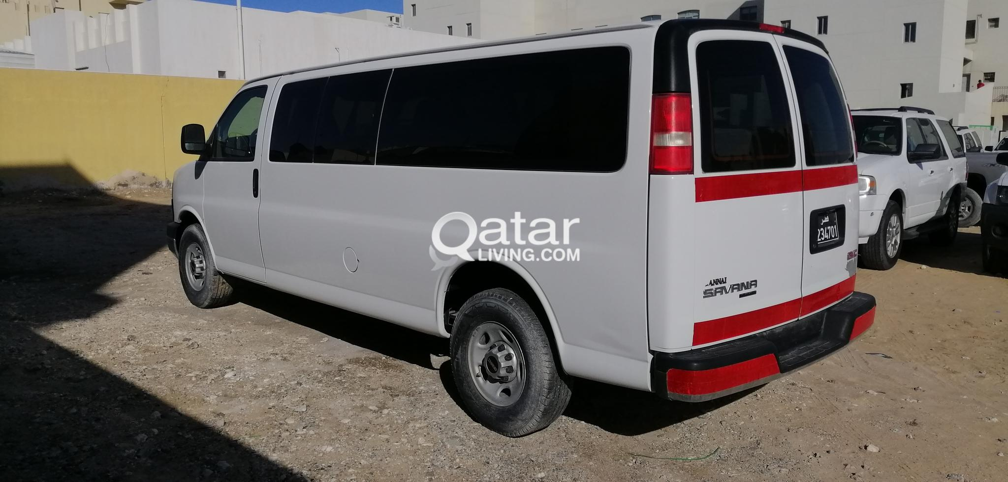 GMC Savana Van 15/STR/2012