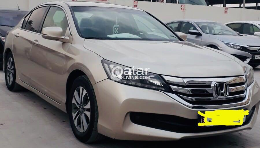 2016 Honda Accord For Sale >> 2016 Honda Accord For Sale Qatar Living