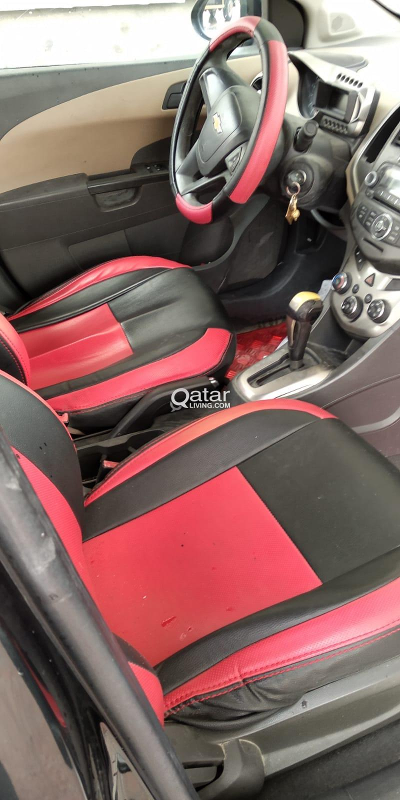 CHEVROLET SONIC FOR SALE IN VERY GOOD CONDITION