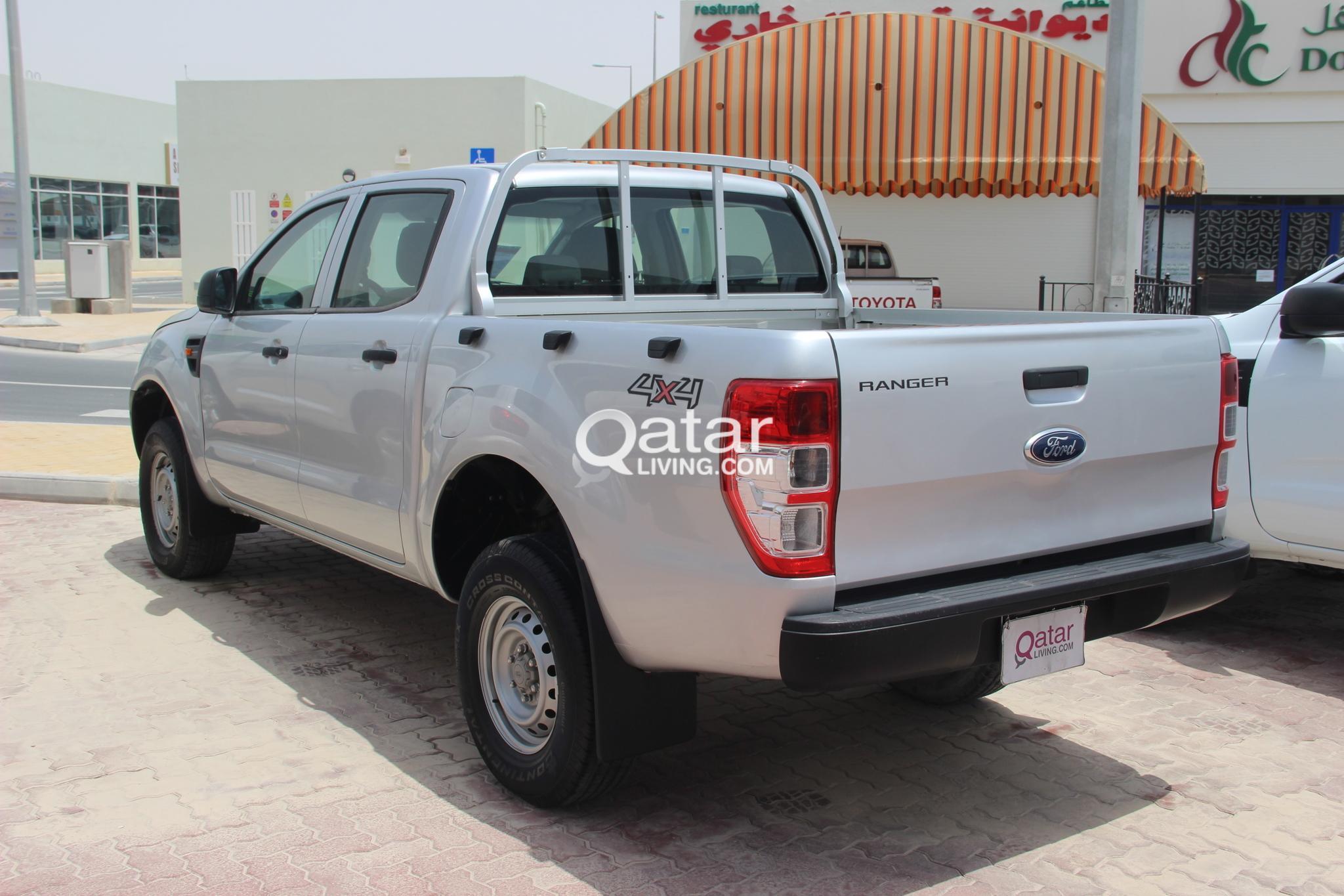 Ford Ranger 4x4 2012