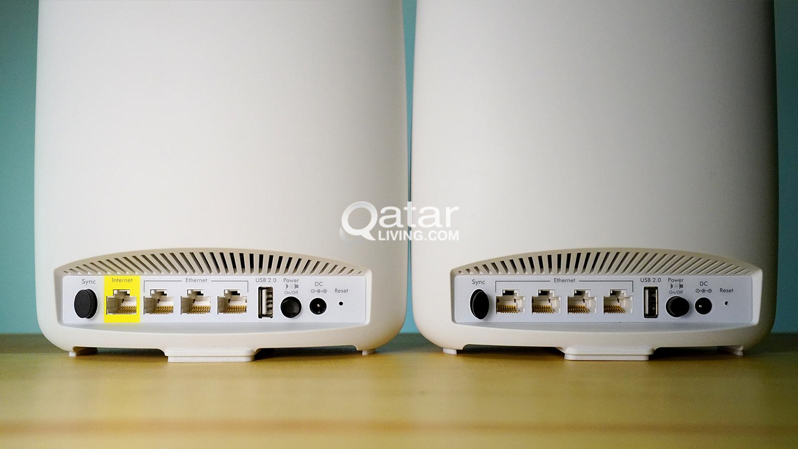 NETGEAR Orbi Wi-Fi Kit RBK50 (ooredoo) | Qatar Living