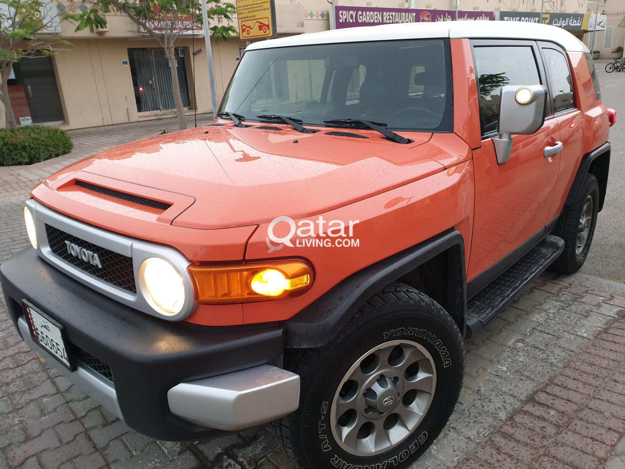 56115a6fb31cd0 Excellent FJ 2013 free accident | Qatar Living