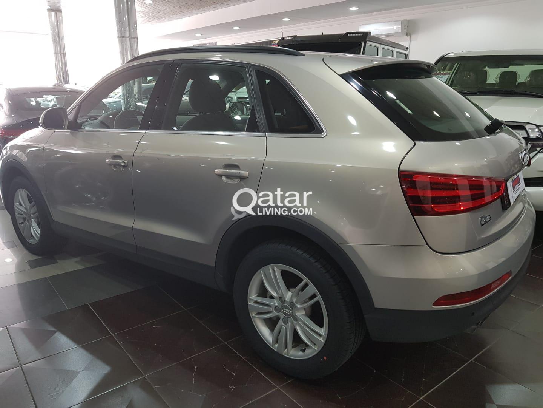 Audi Q3 2.0T 2013