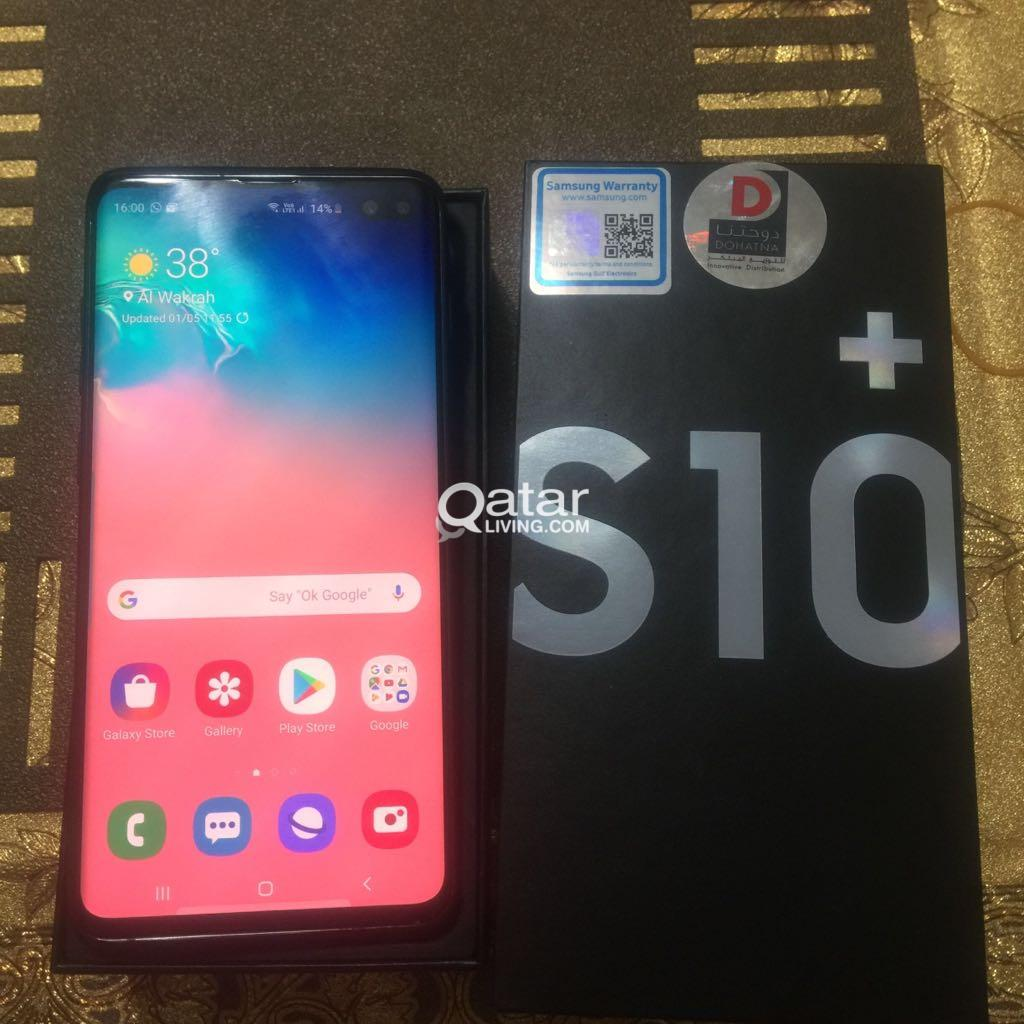 Samsung S10+ for sale or swap with iphone xs max