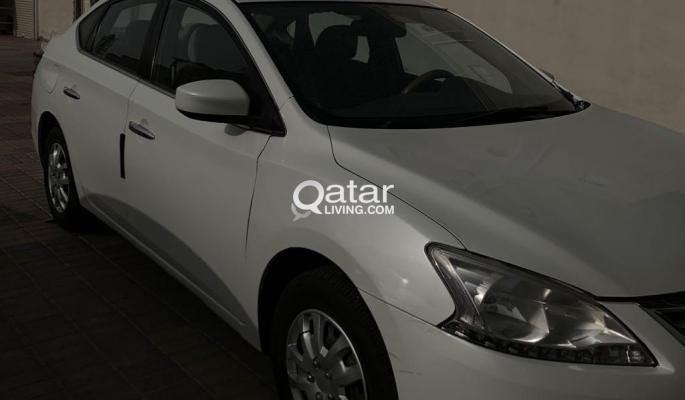 nissan nentra 2014 mint condition
