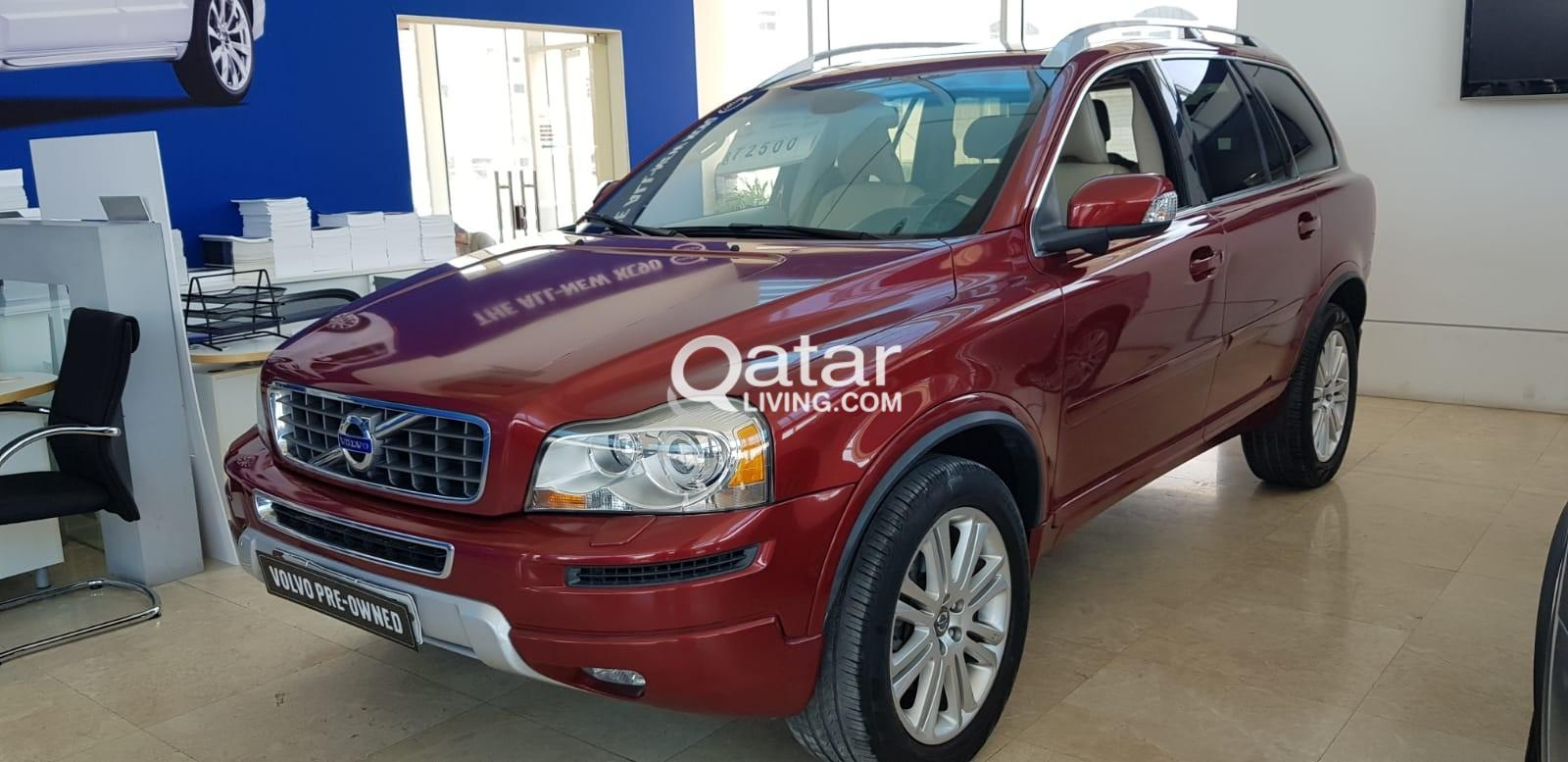 VOLVO XC90 3.2L 2014 243 BHP FLAMINGO RED
