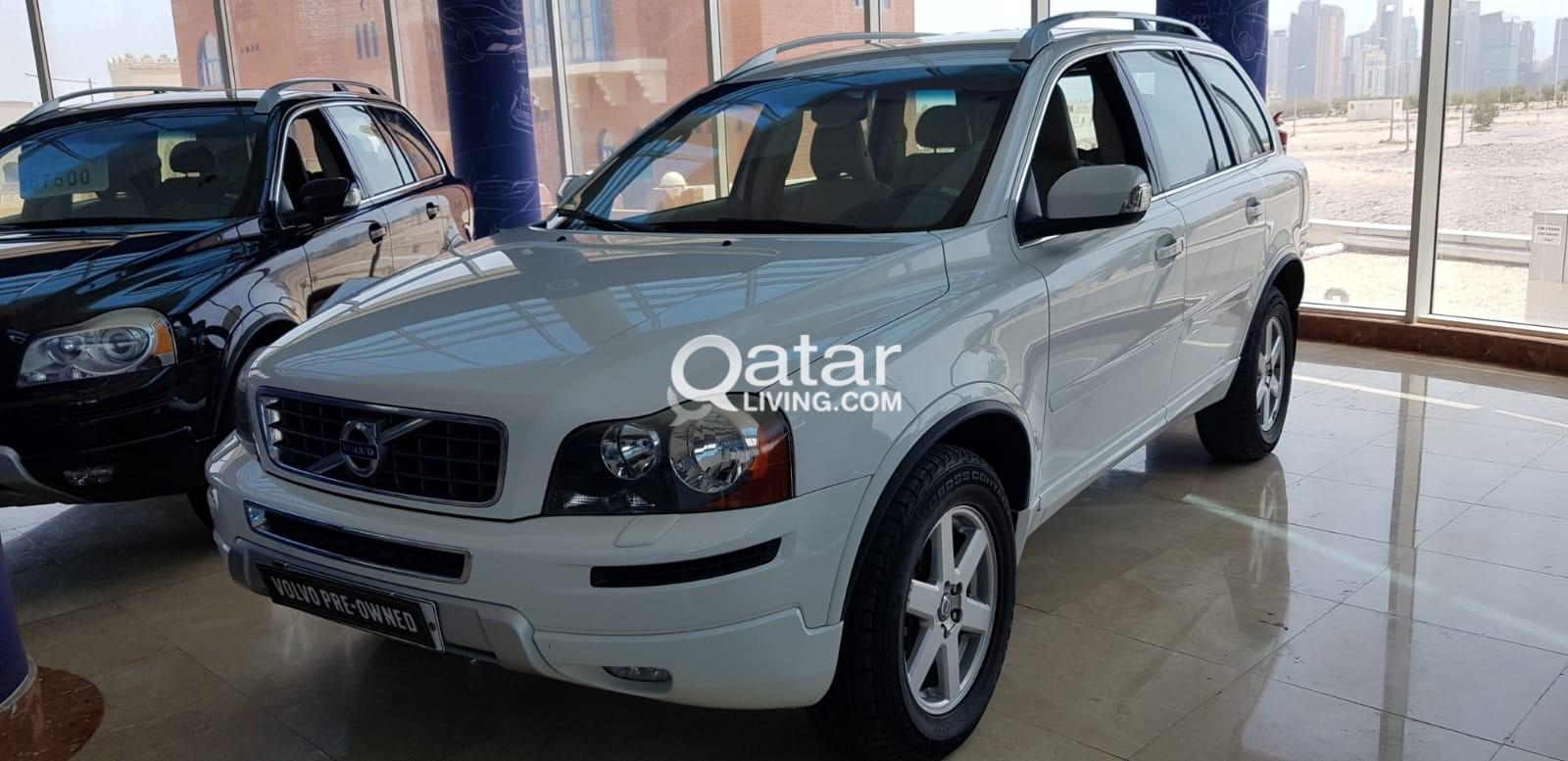 VOLVO XC90 3.2L 2014 243 BHP ICE WHITE