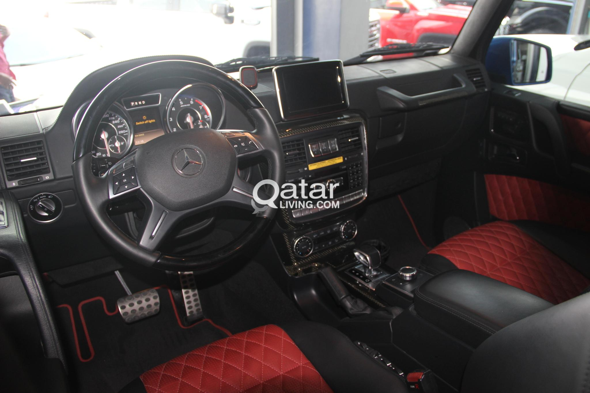 Mercedes G 63 AMG 2014