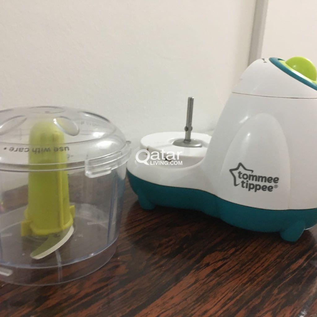 Food blender- tommee tipper brand