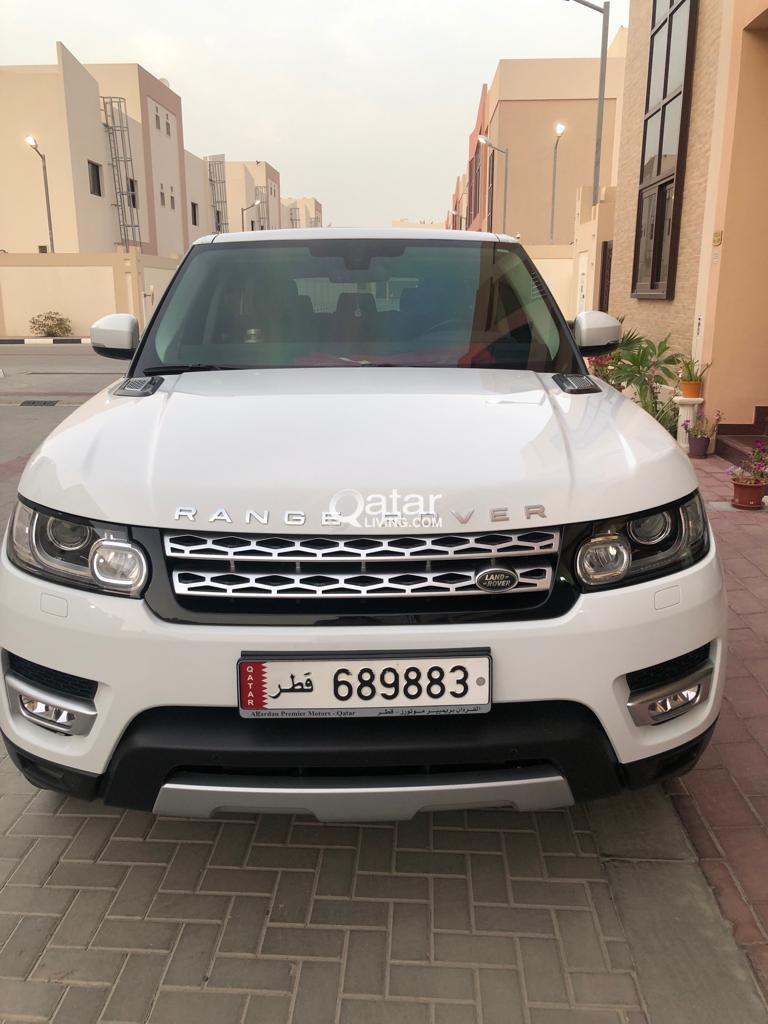 Single Owner, Lady Driven 2016 Range Rover Sport