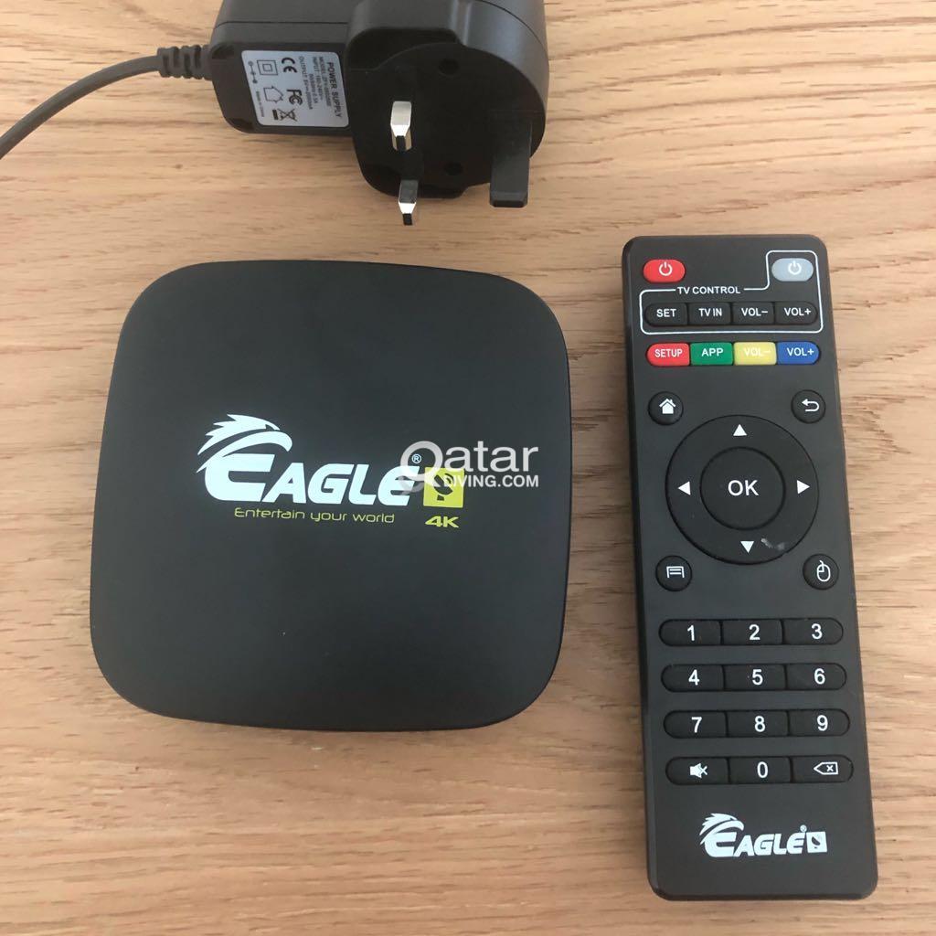 Eagle Tv Android Box | Qatar Living