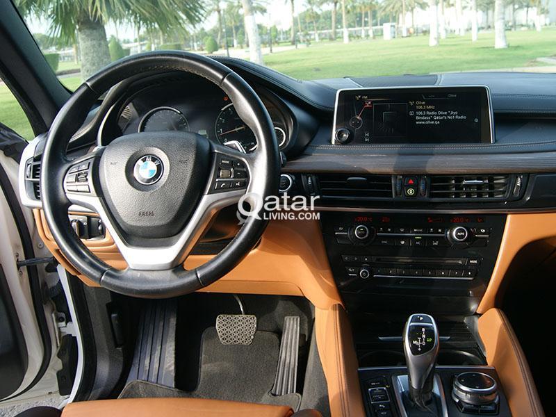 BMW X6 5.0 V8 2015