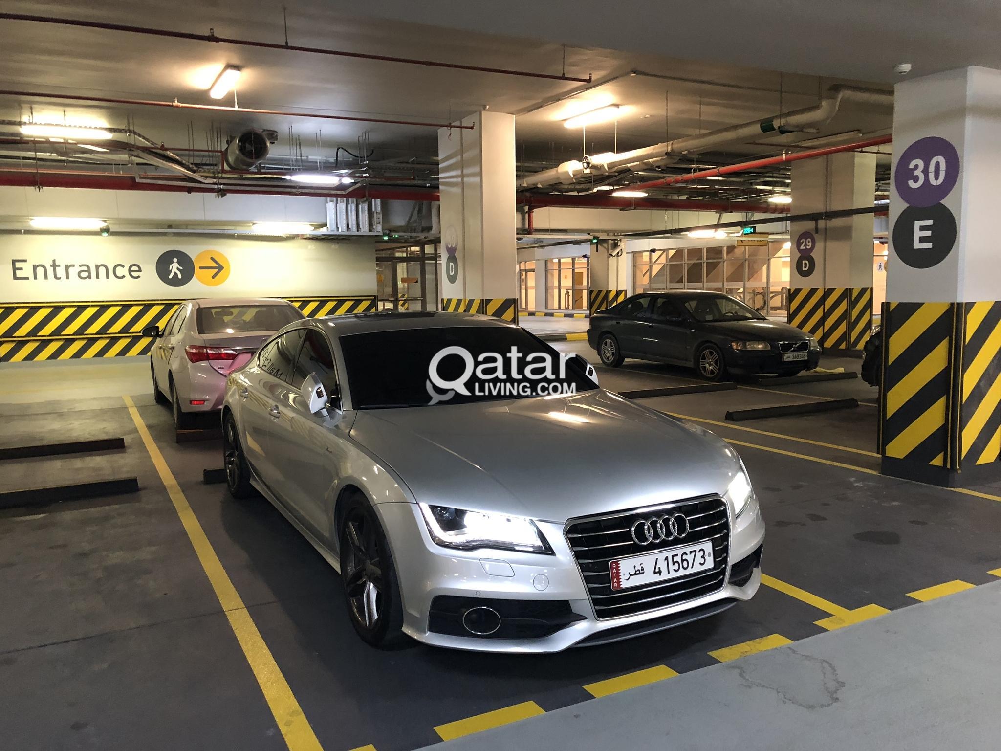 Audi A7 2012 full option