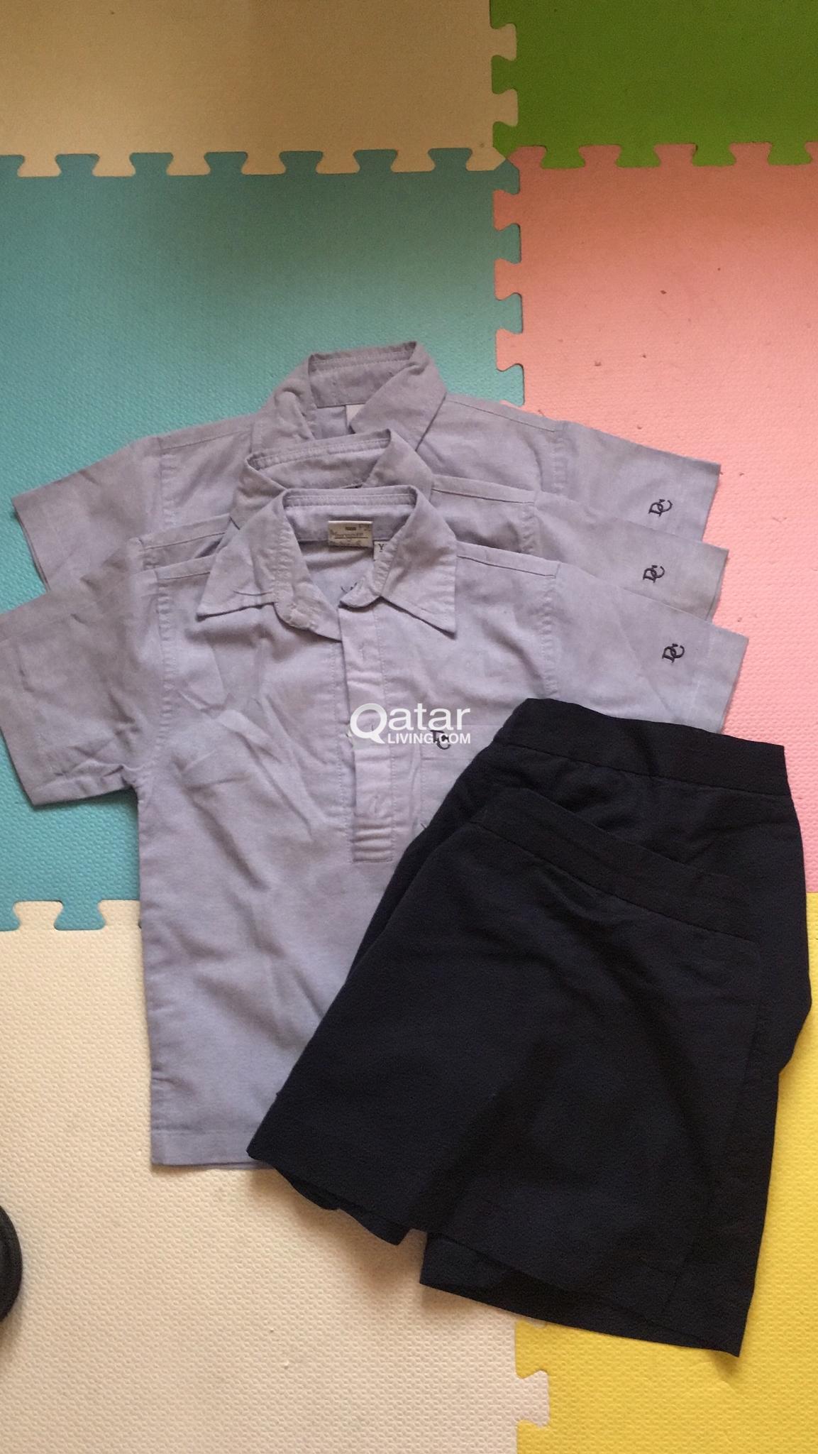 Doha college uniform