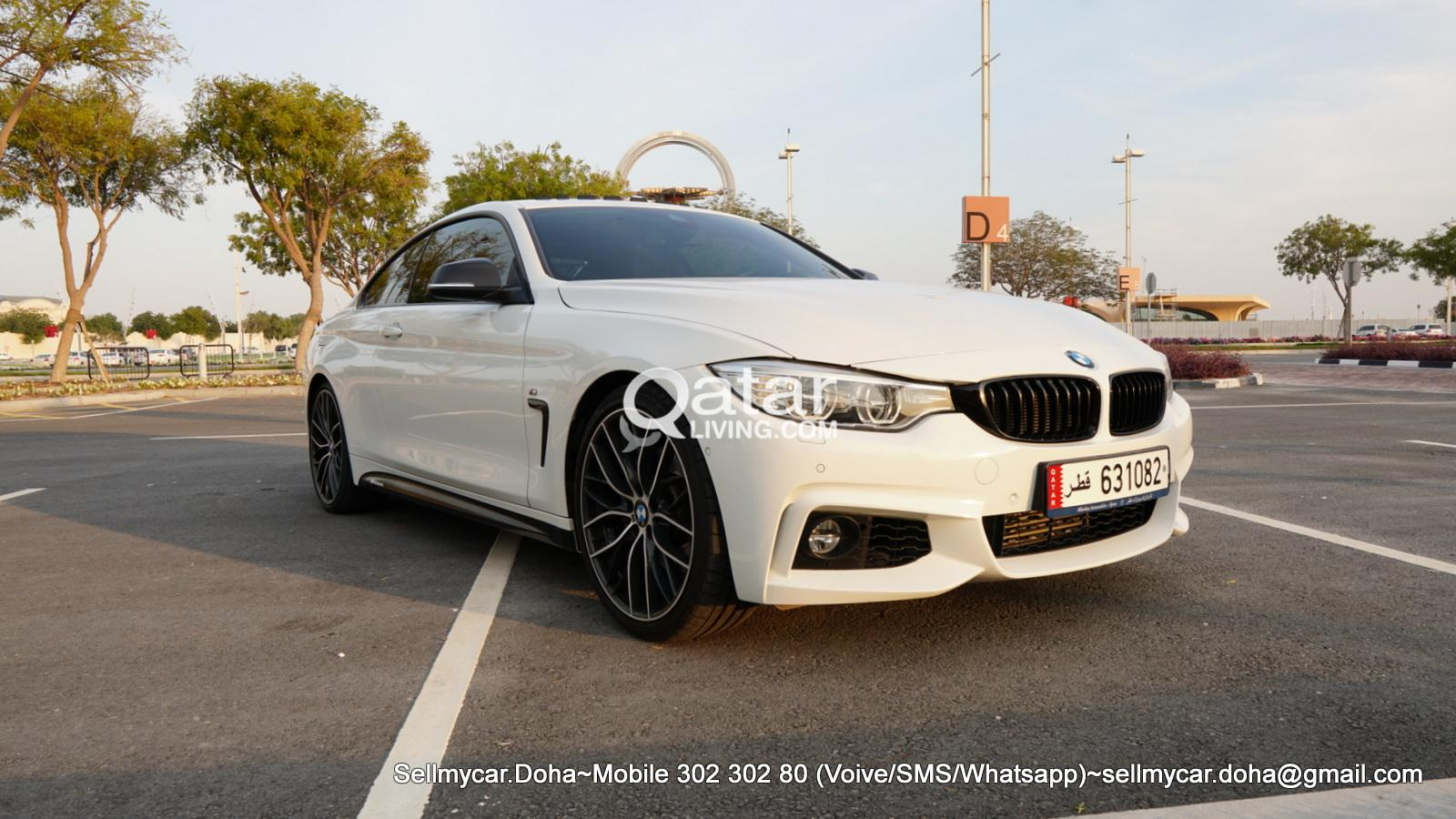 2015 BMW 435i M-SPORT PACKAGE (Many More Photos Available upon Viewing)