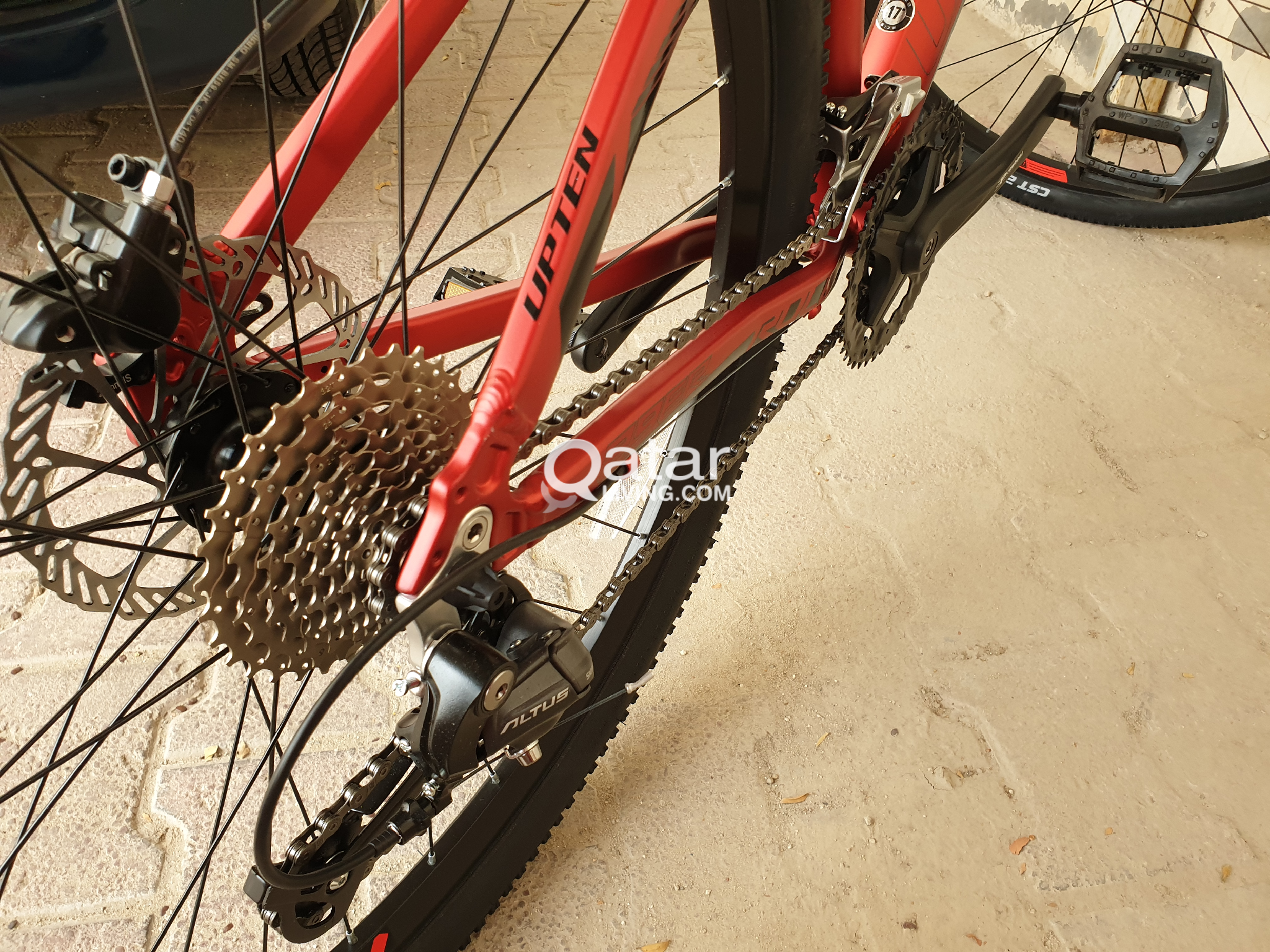 Upten 29ers mountain bike