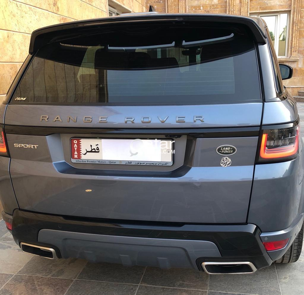 Luxury Range Rover Supercharged private order