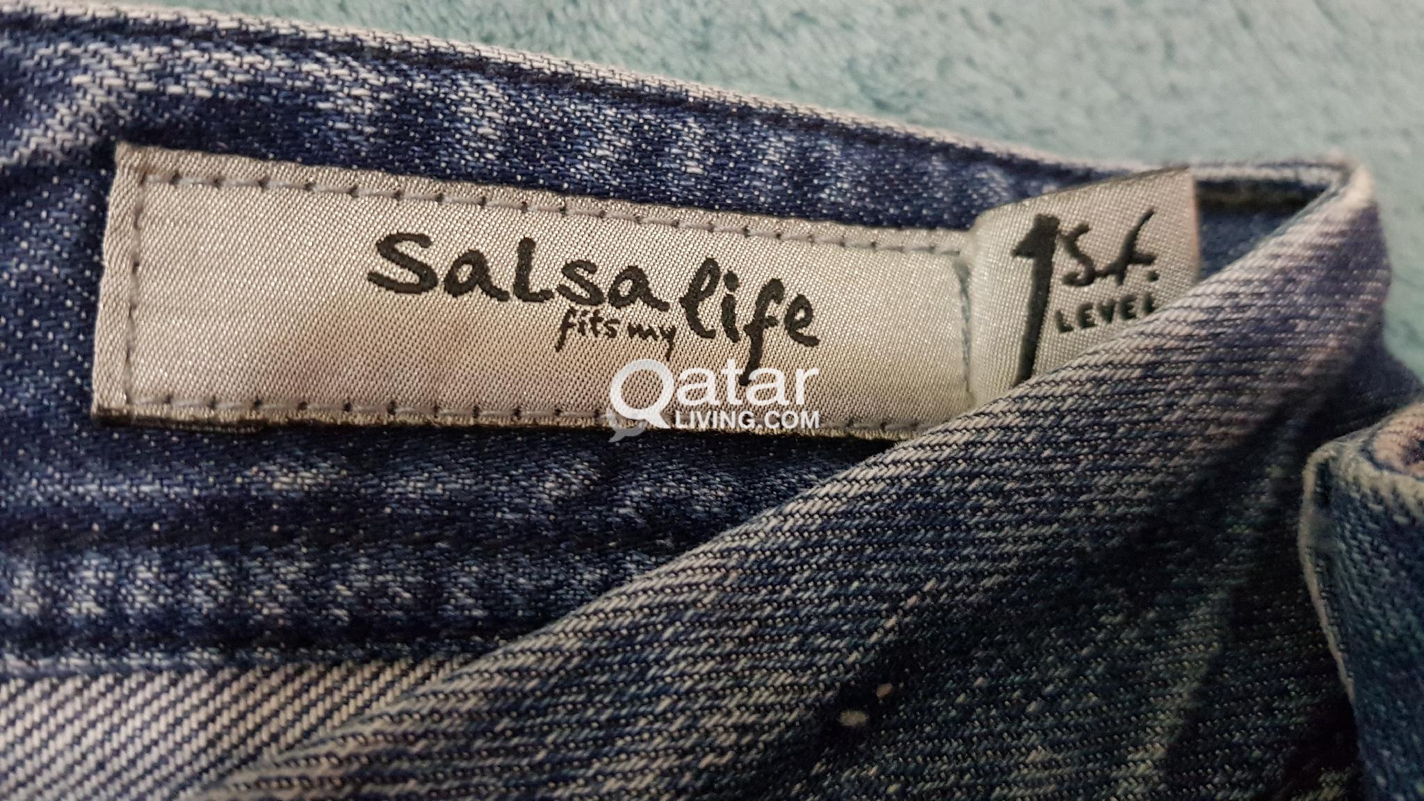 5 Salsa Jeans