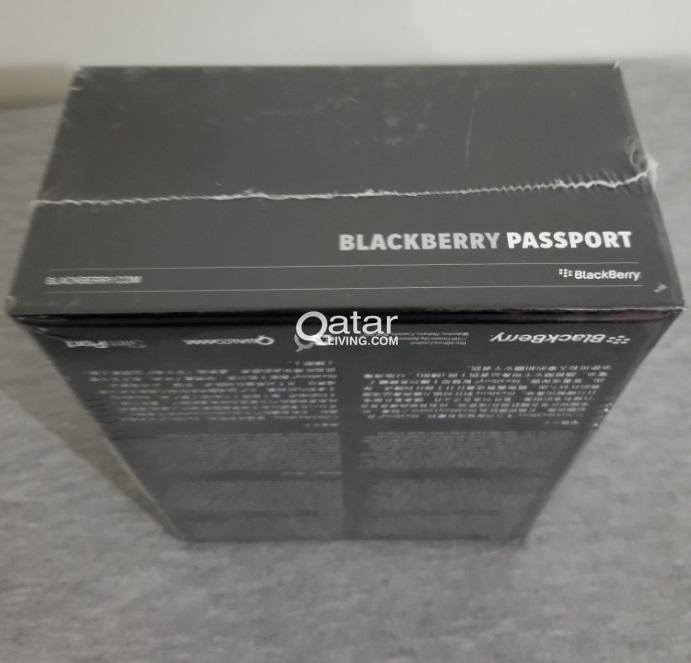 New BlackBerry Passport - iPad 3 32GB like new