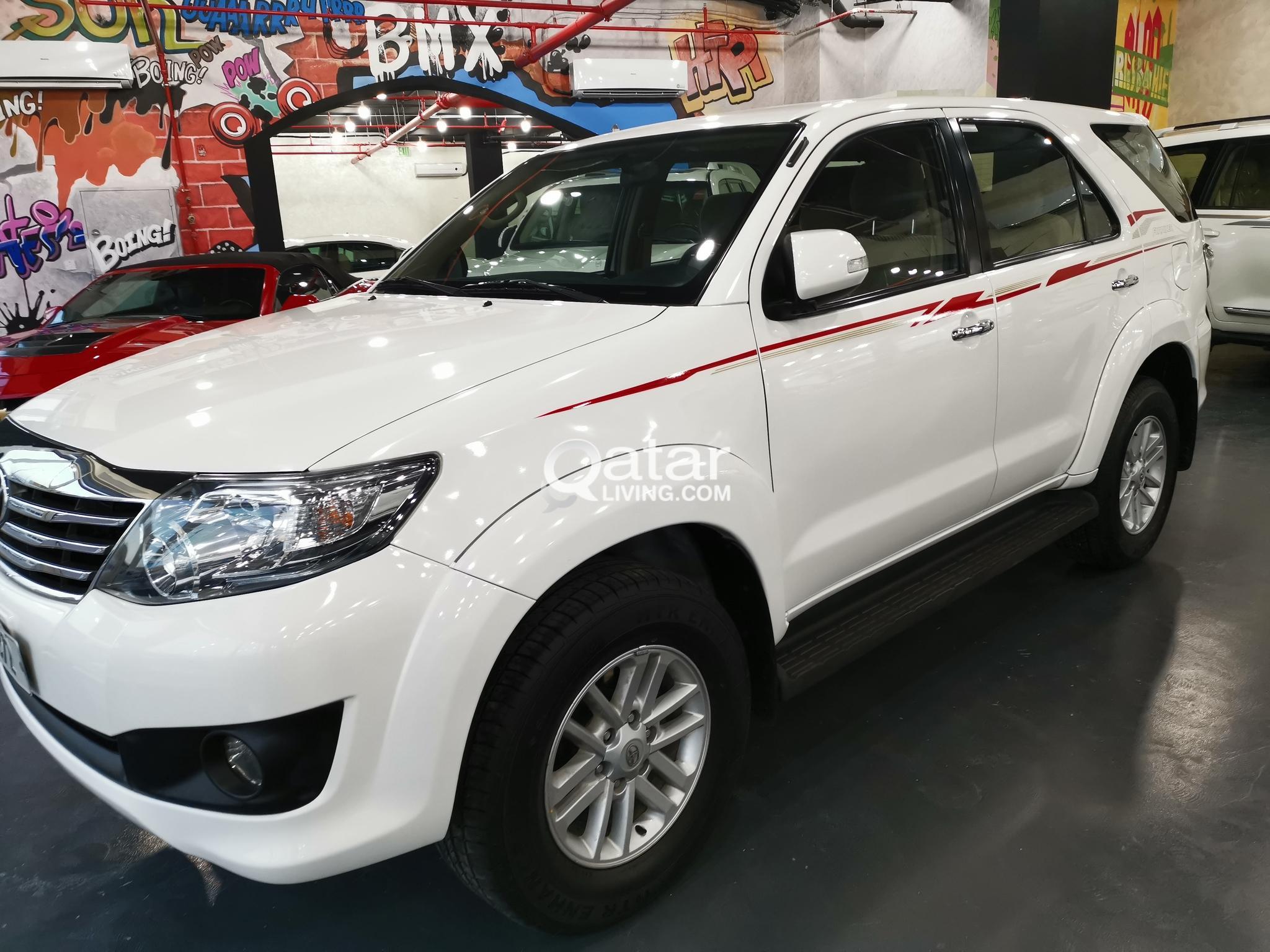Toyota Fortuner V4 2015