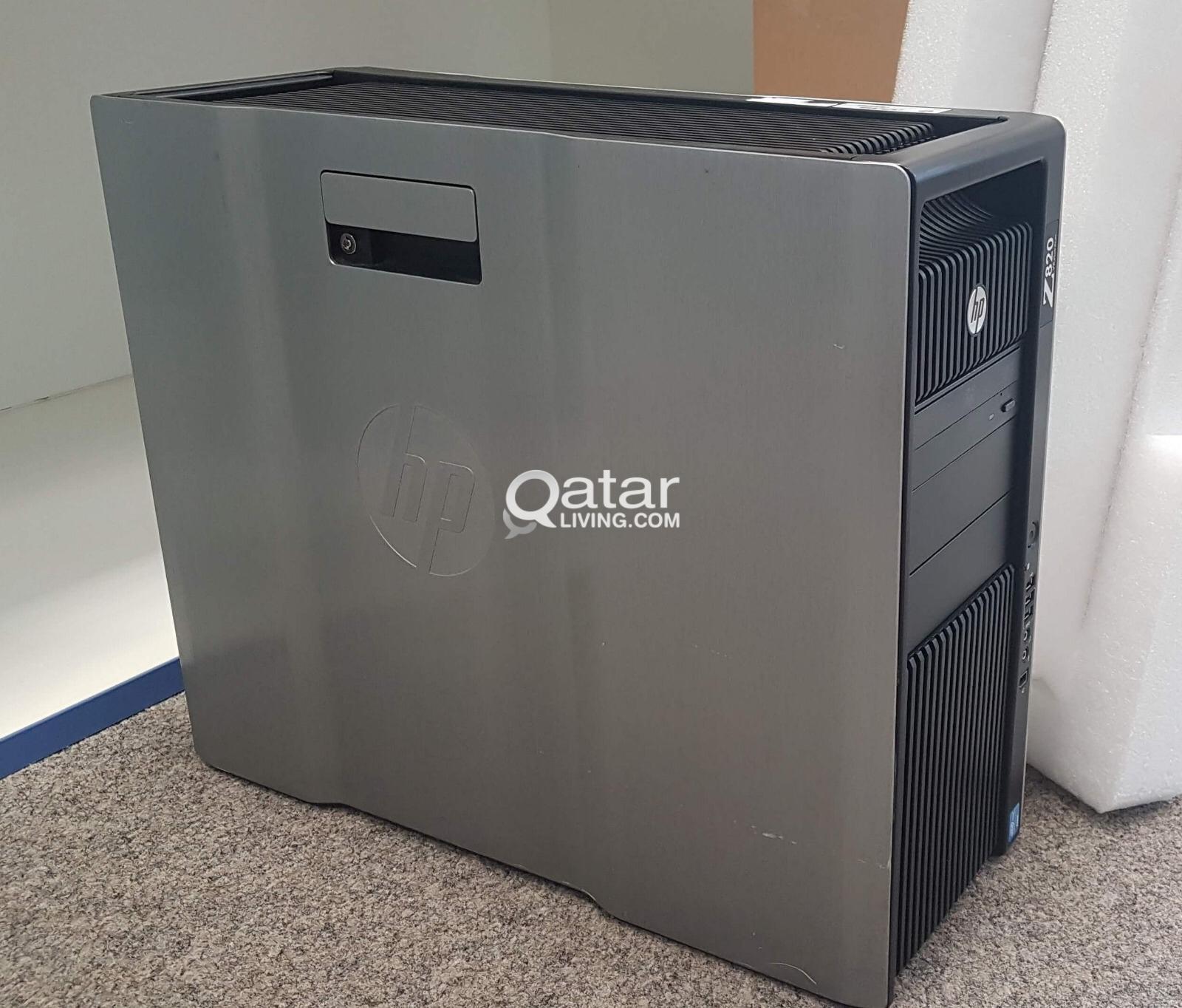 16-Core HP Z820 (Heavy Duty!) | Qatar Living