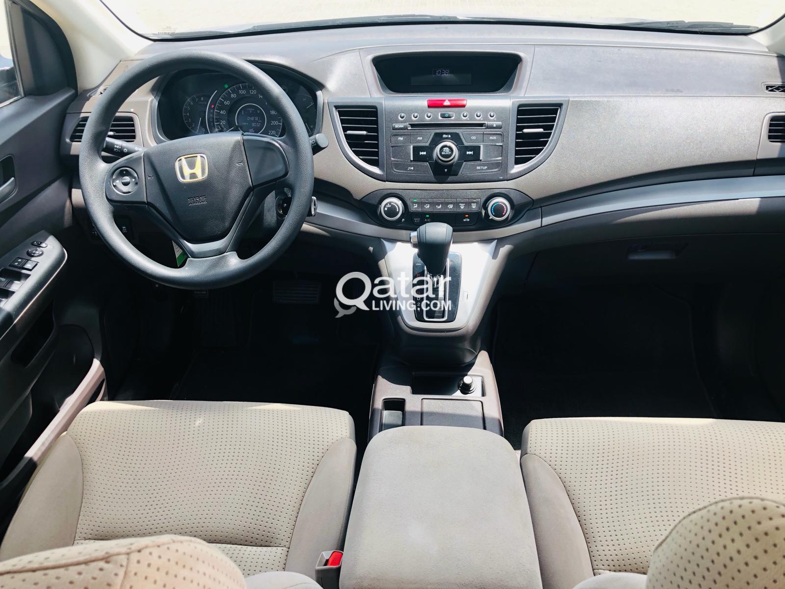 Honda CRV 2012 ( Original paint, Very low mileage )