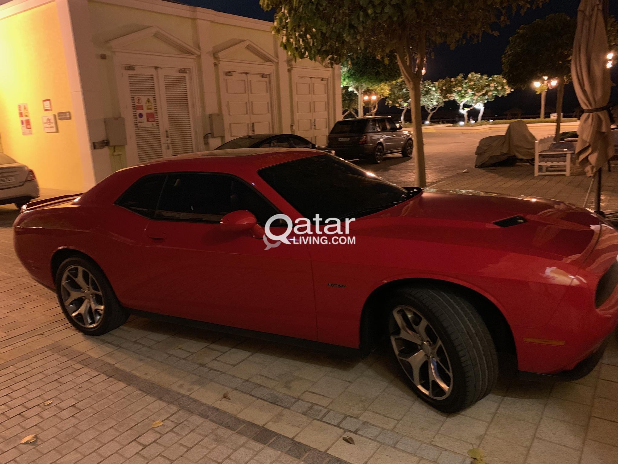 Dodge Challenger R/T plus | Qatar Living