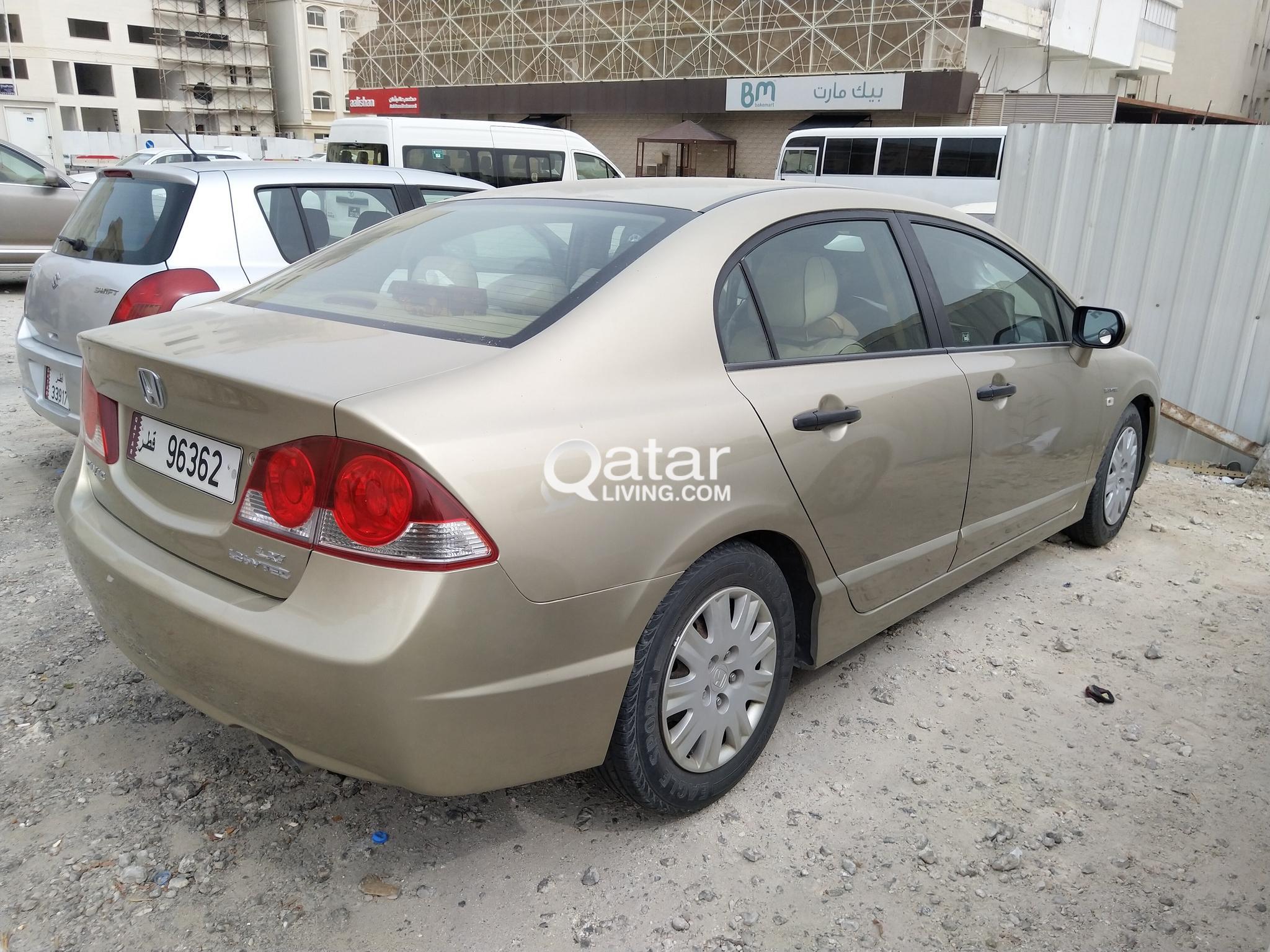 Honda Civic 2007 For Sale >> For Sale Honda Civic 2007 Qatar Living
