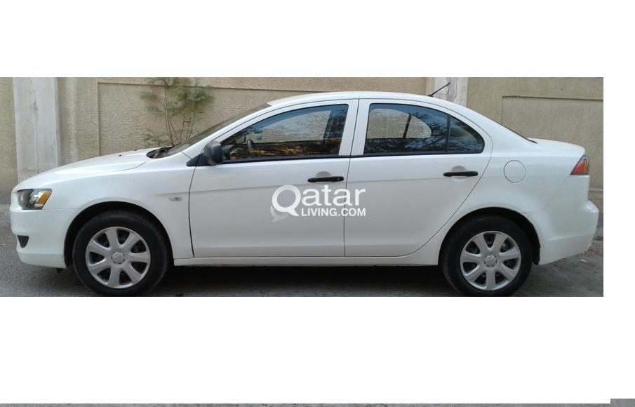 Mitsubishi Lancer Ex Top Condition 2014 Qatar Living